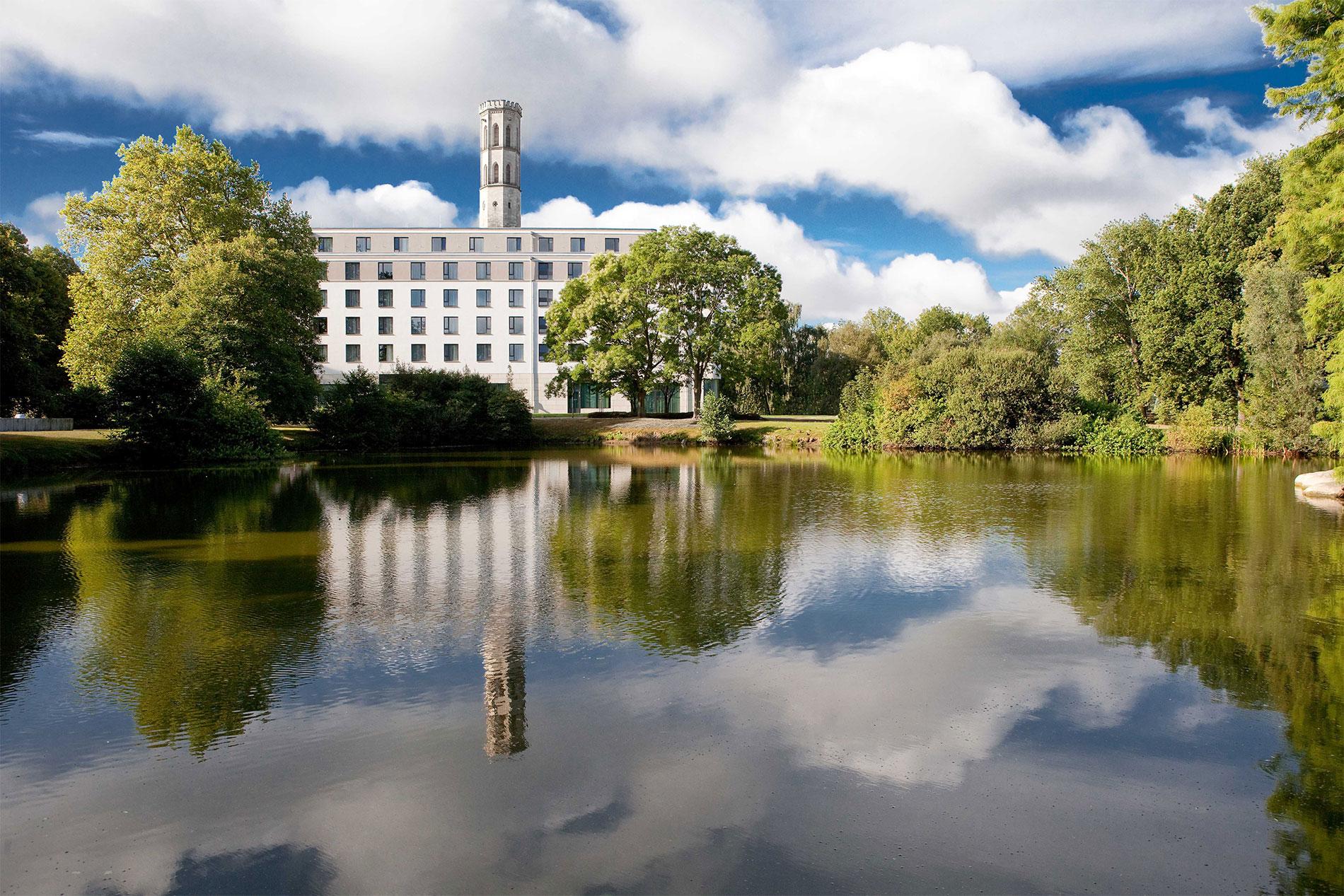 Steigenberger parkhotel in braunschweig germany opens for Design hotel braunschweig