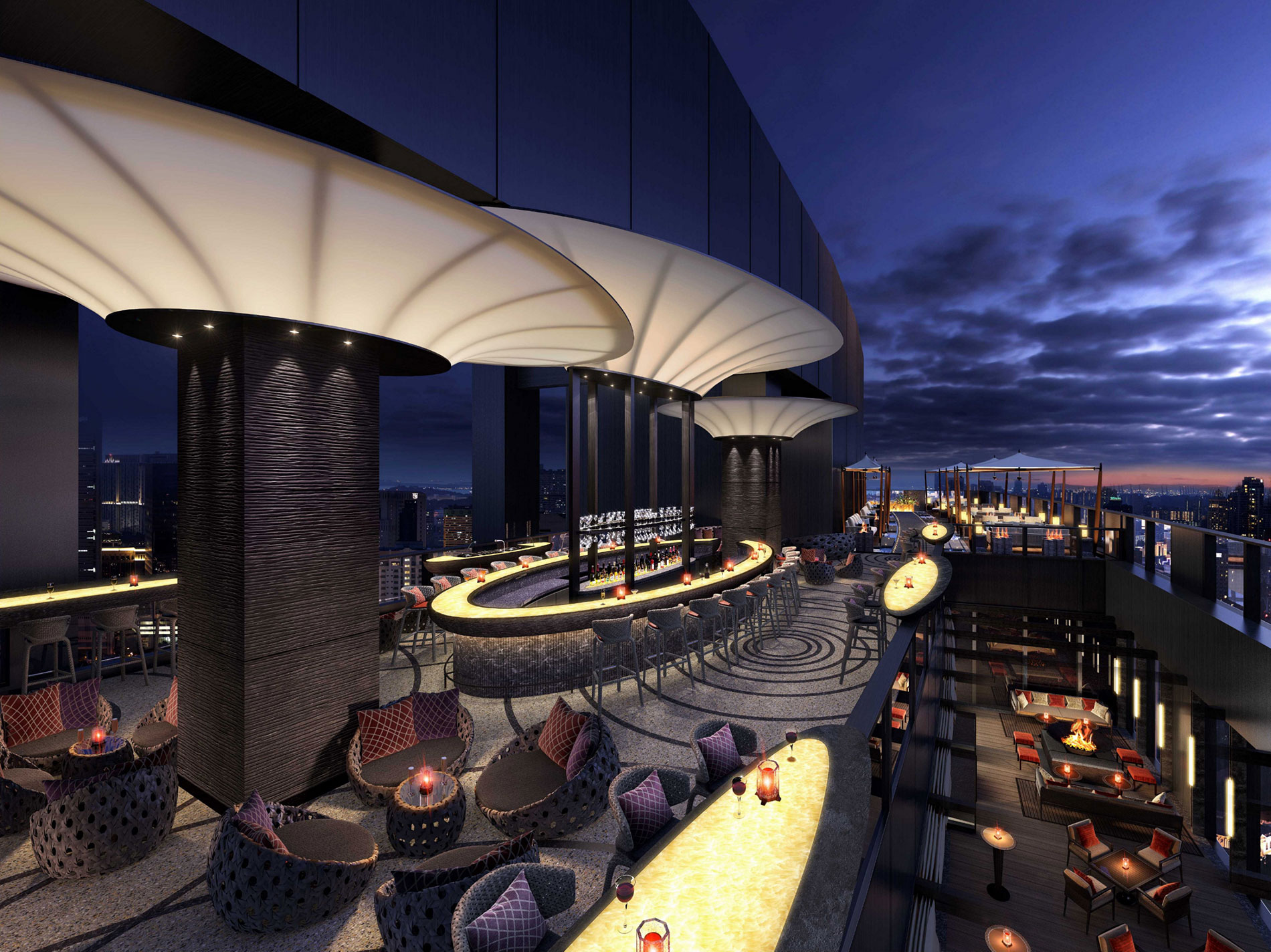 Rosewood chongqing china to open 2015 for The rosewood