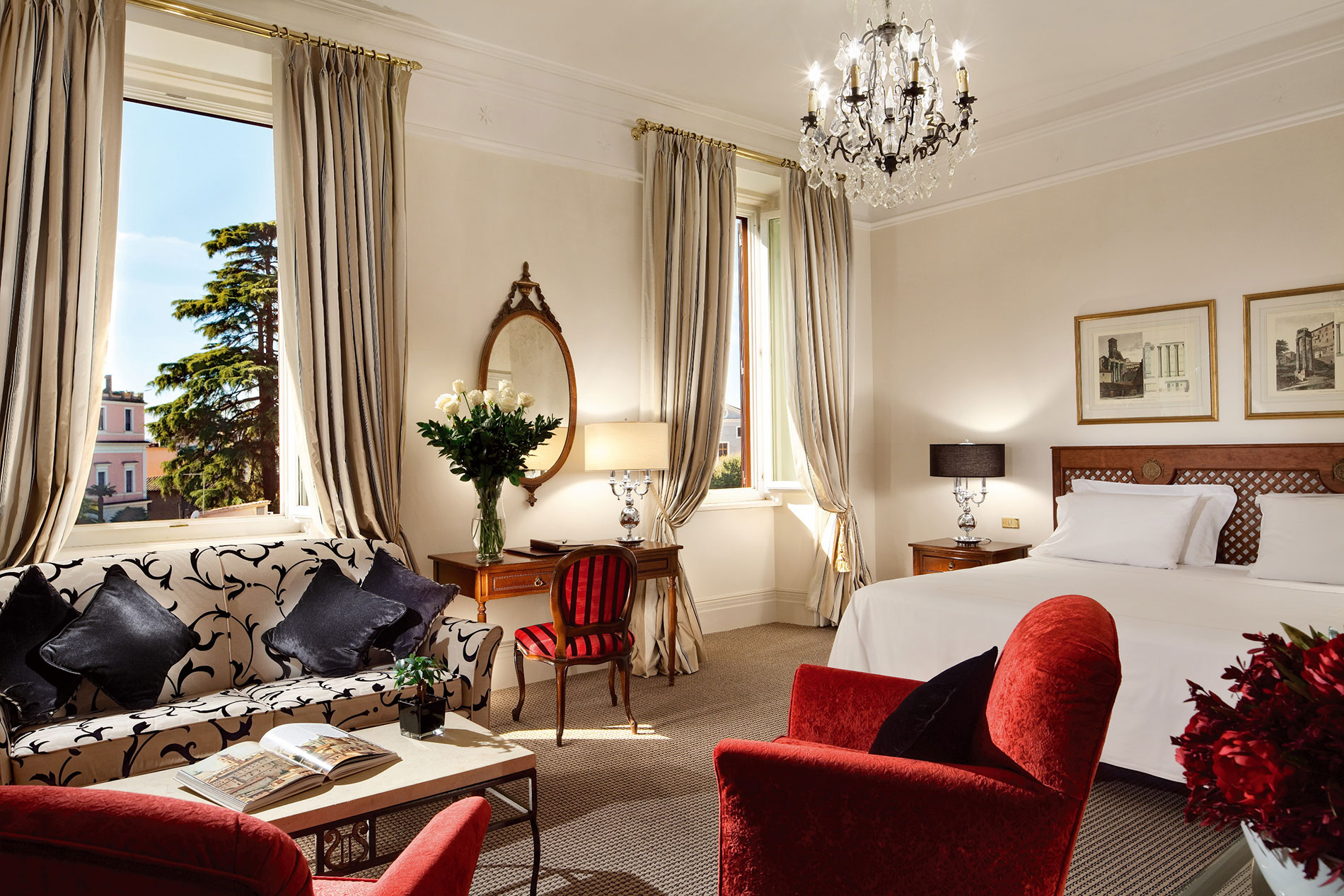 Dorchester Collection To Manage Rome S Iconic Hotel Eden