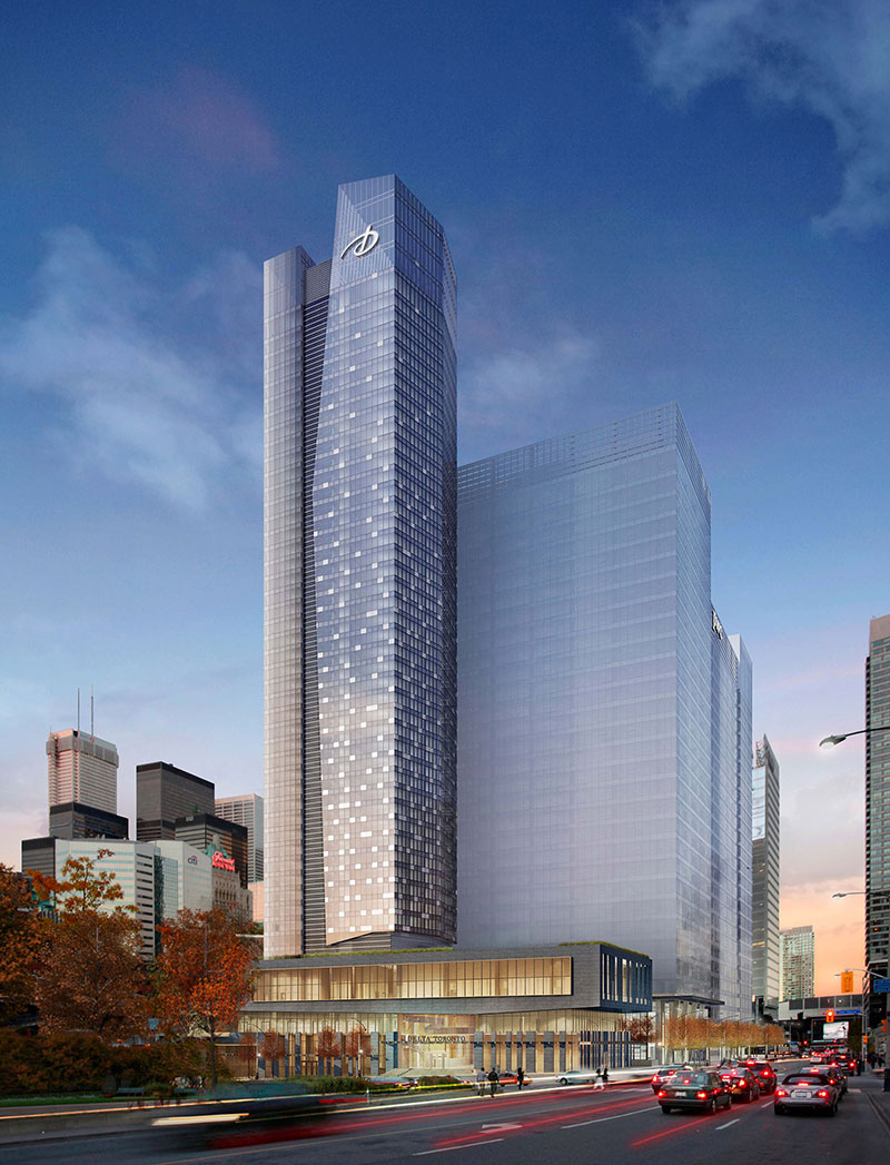 Delta Hotels And Resorts Unveils Flagship Hotel In Toronto S South Core Neighbourhood