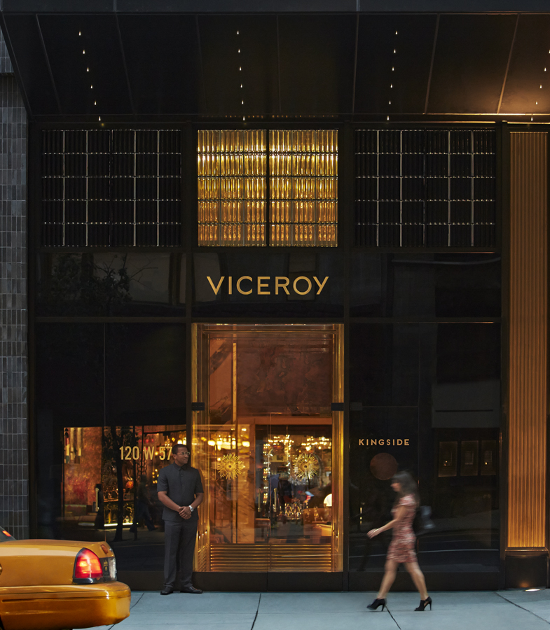 Viceroy Central Park Hotel Nyc