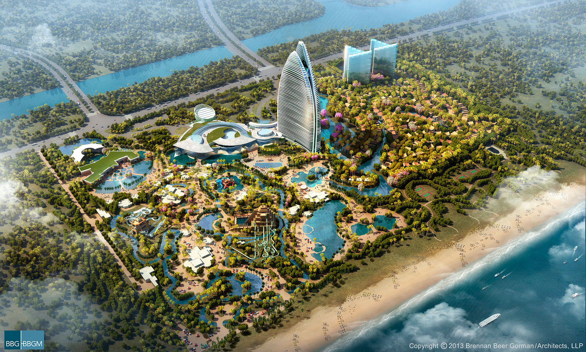 Kerzner To Develop And Manage New OneampOnly Resort In Sanya
