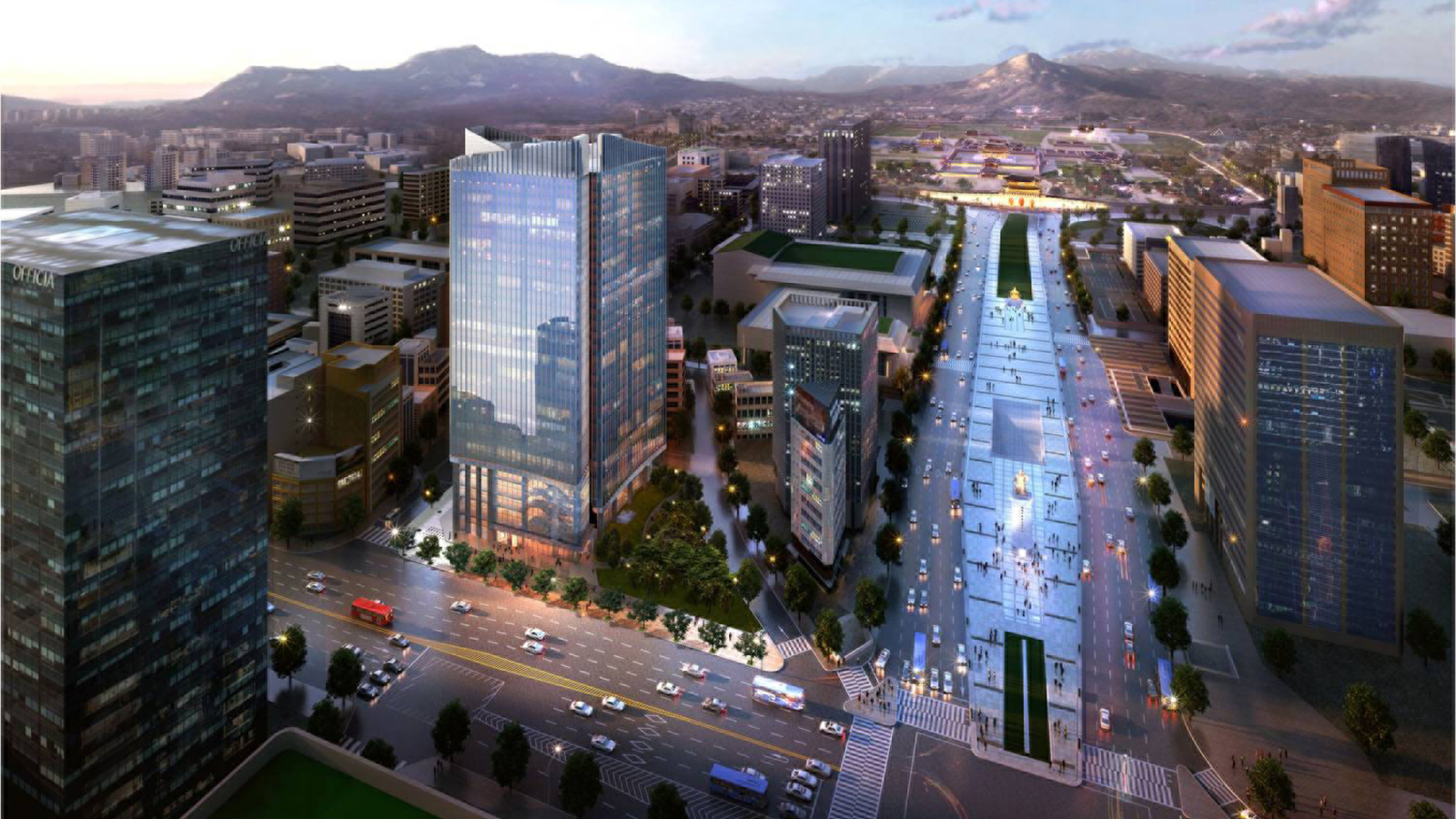 In Seoul The First Four Seasons Hotel 317 Rooms South Korea Will Open