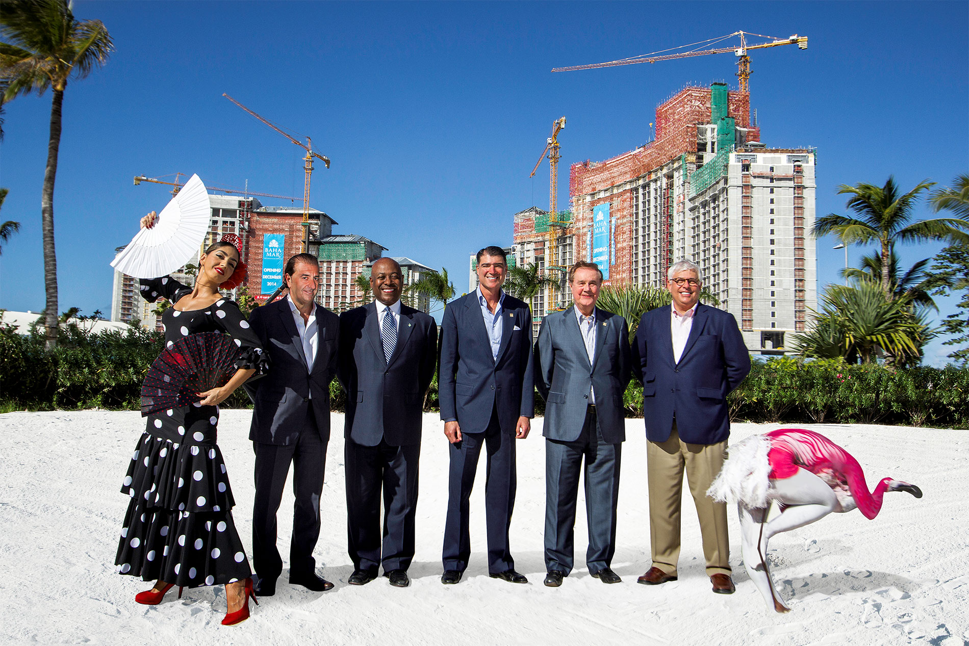 Meli Hotels International And Baha Mar Ltd Announce