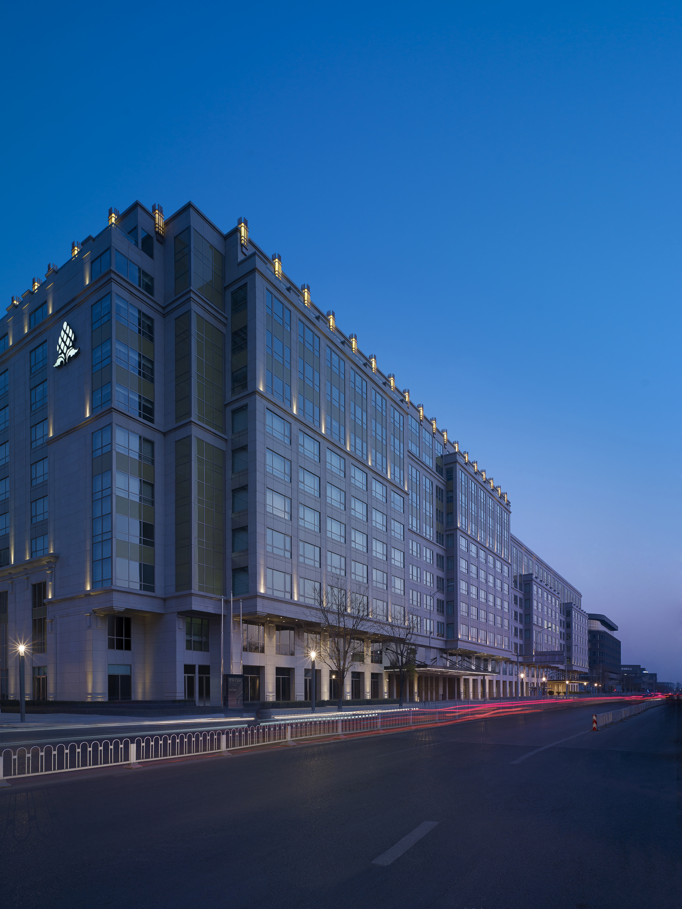 Hotel Exterior: New World Beijing Hotel Opens Today