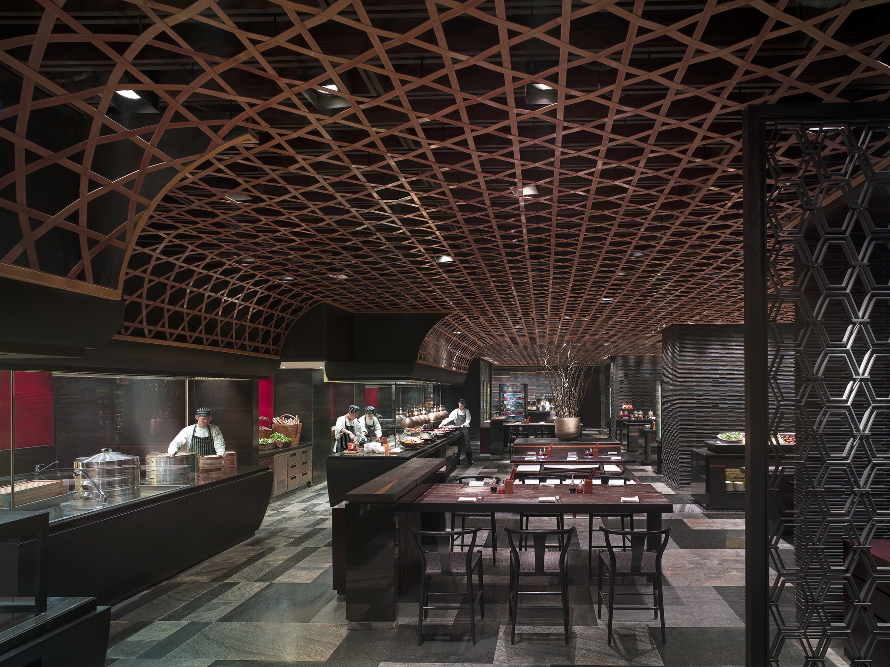 New world beijing hotel opens today for Modern hotels in the world