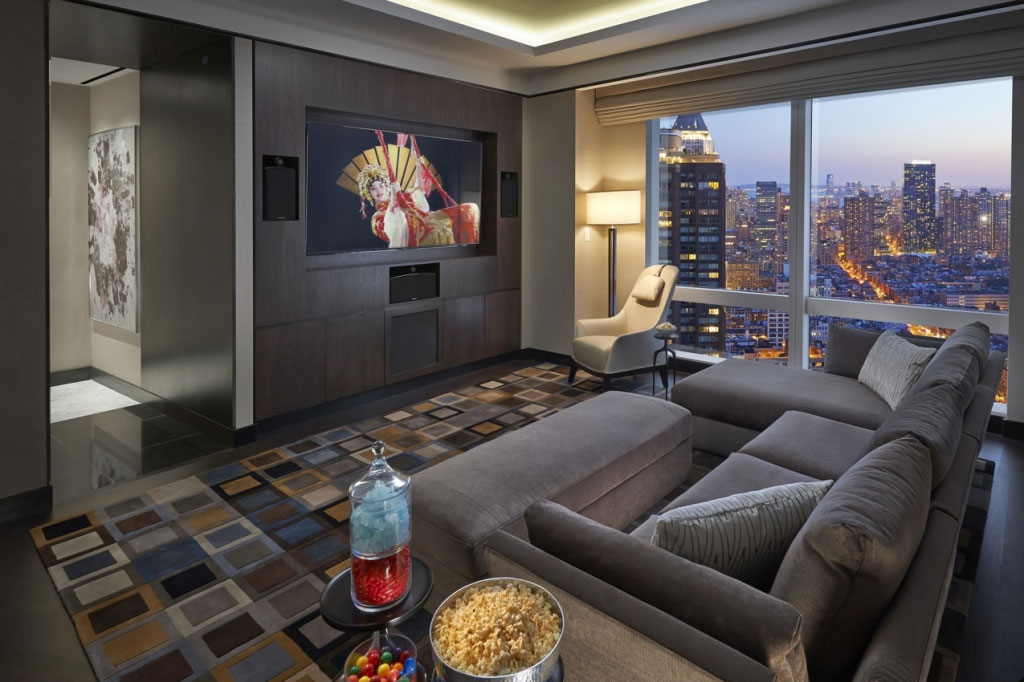 Mandarin Oriental New York Announces The Debut Of Suite 5000