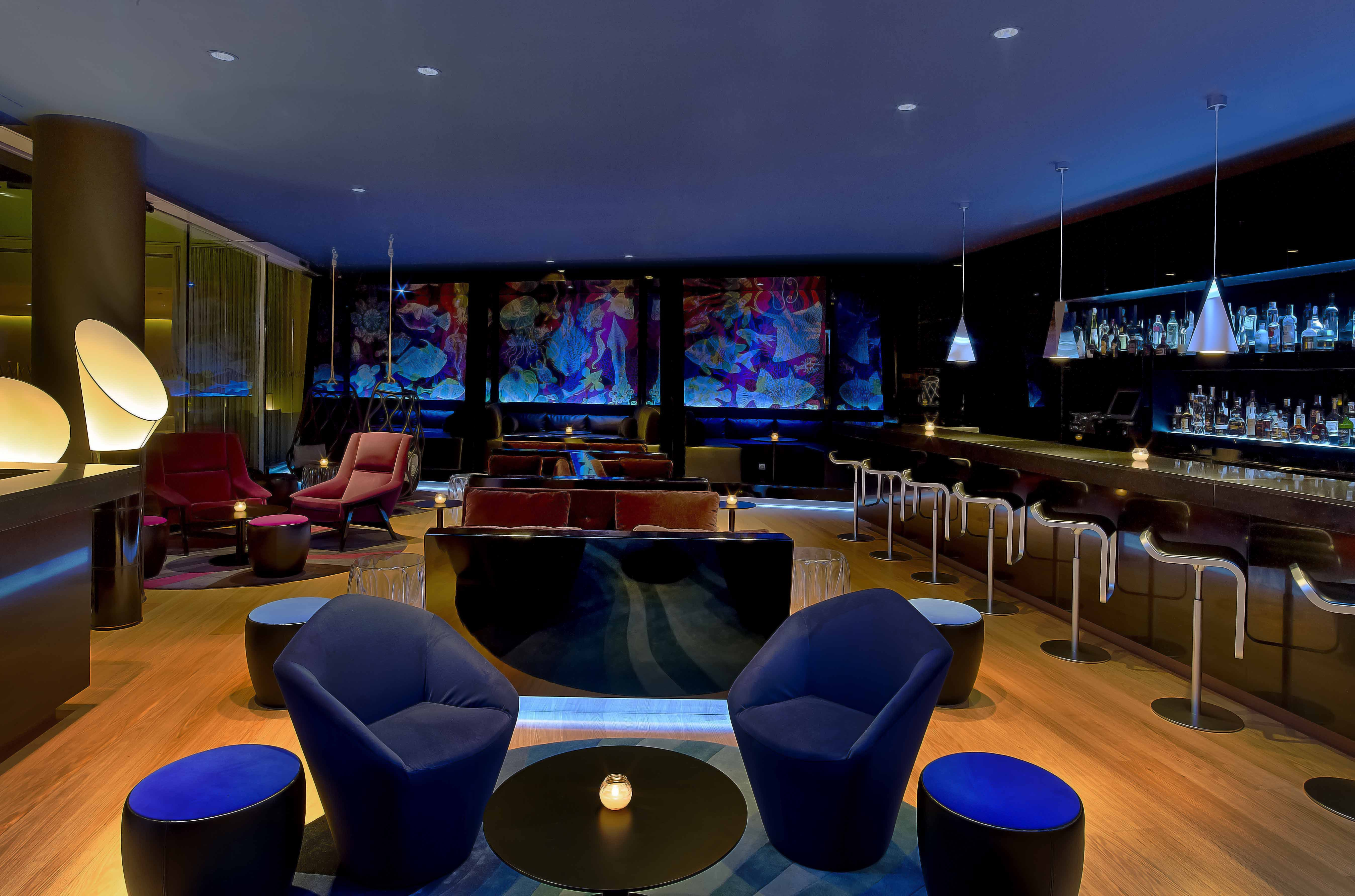 W barcelona unveils innovative design for new w lounge for Design hotel w barcelona