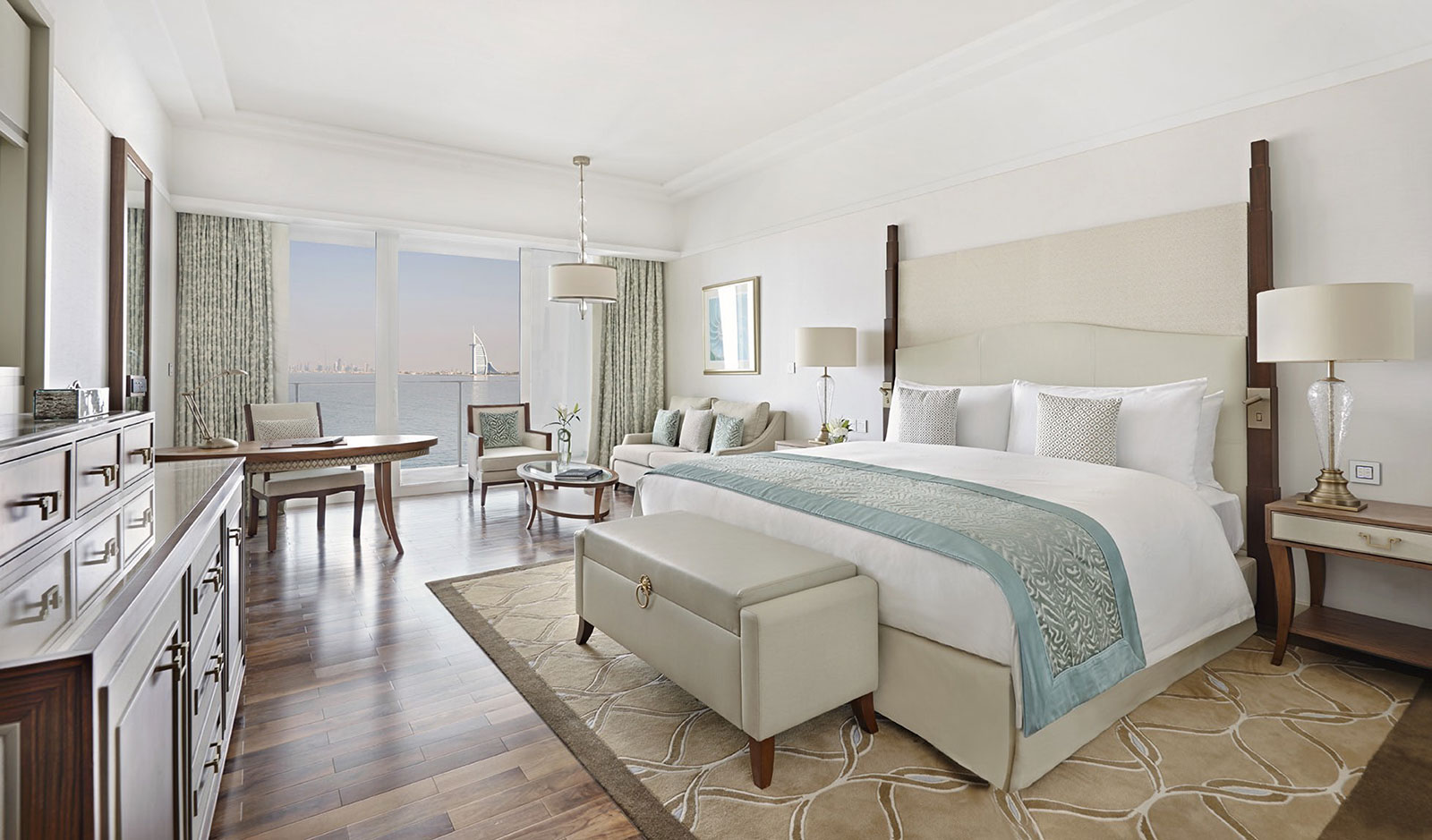 Waldorf astoria hotels resorts opens second hotel in for Hotel de dubai