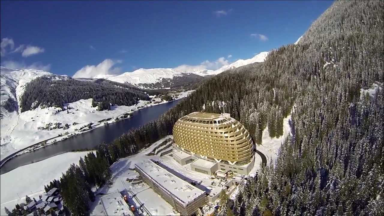 Intercontinental Hotels Resorts Brings Stylish Luxury To The Swiss Alps With New Davos