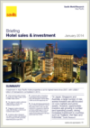 Asia Hotel sales & investment Briefing - Savills World Research