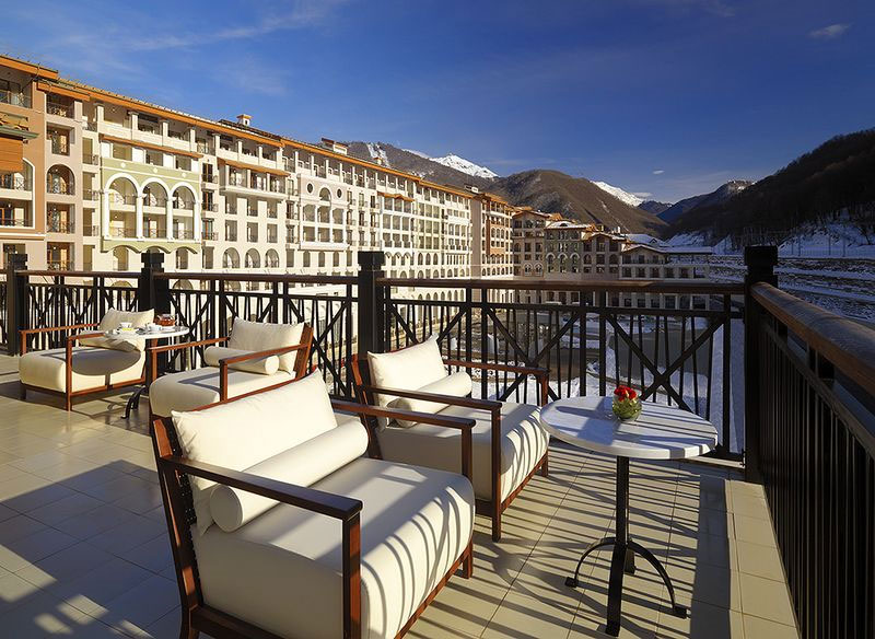Marriott Hotels Ski Resorts