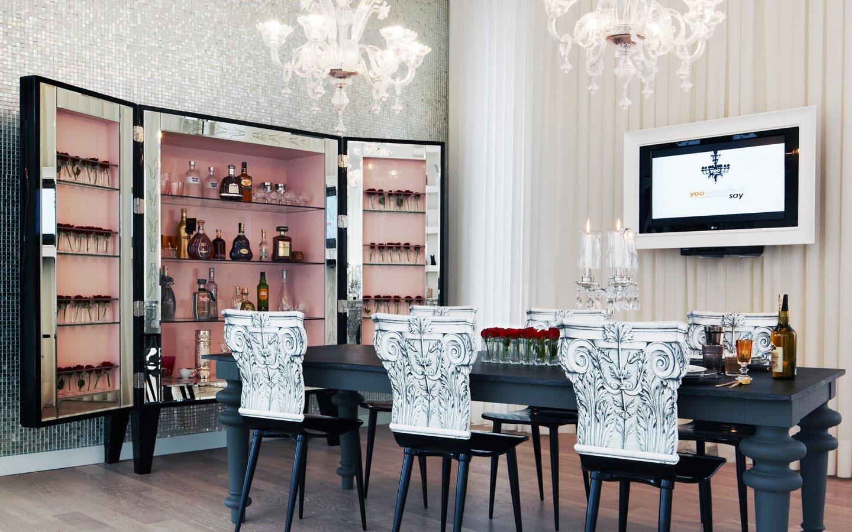 Yoo hotels opens yoo2 taksim square in istanbul for Yoo design hotel