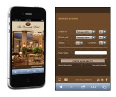 Mobile Bookings Surge in 2013