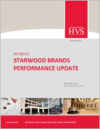 Starwood Brands Performance Update | By Rodney G. Clough