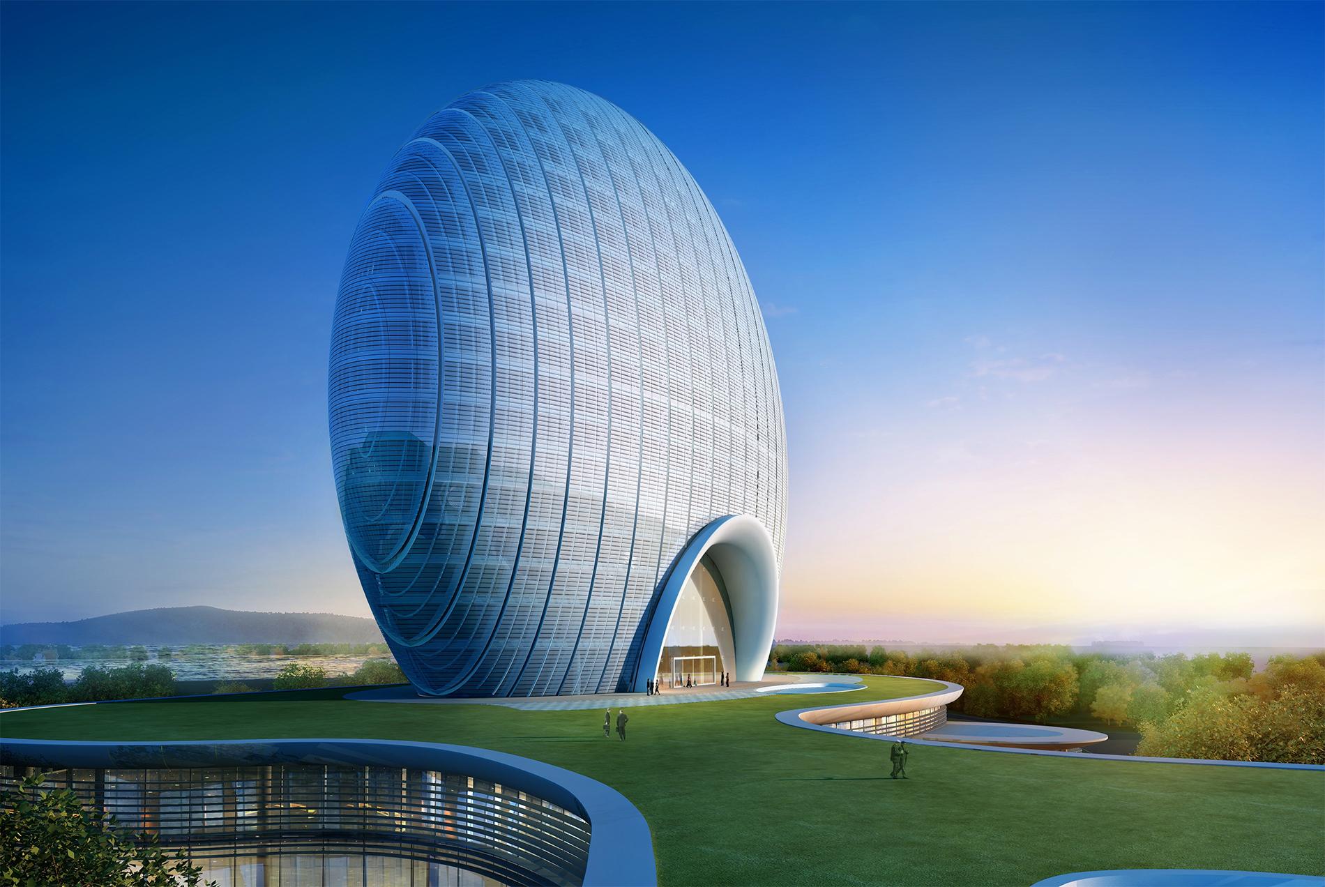 Yanqi Lake Hotel Beijing