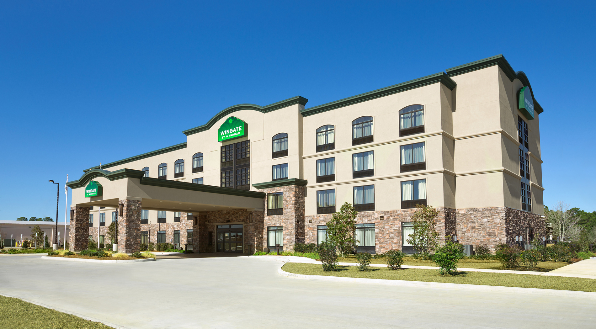 Hmc assumes management of wingate inn in slidell la for The wingate