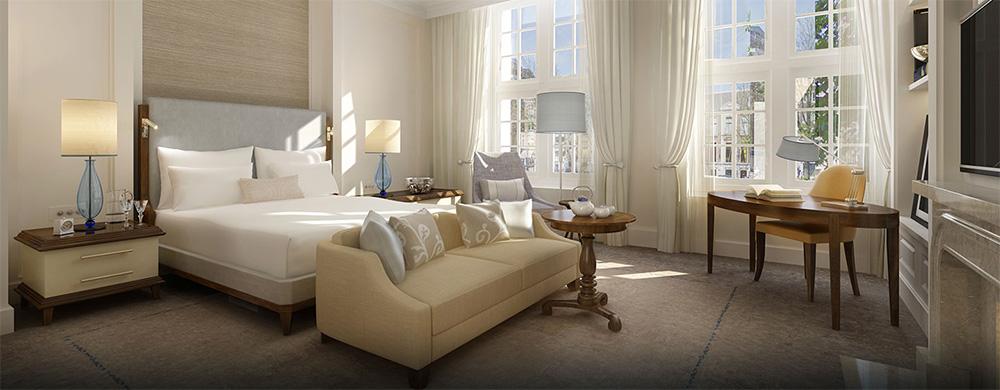 Waldorf Astoria Hotels Resorts Opens Iconic Luxury Hotel in