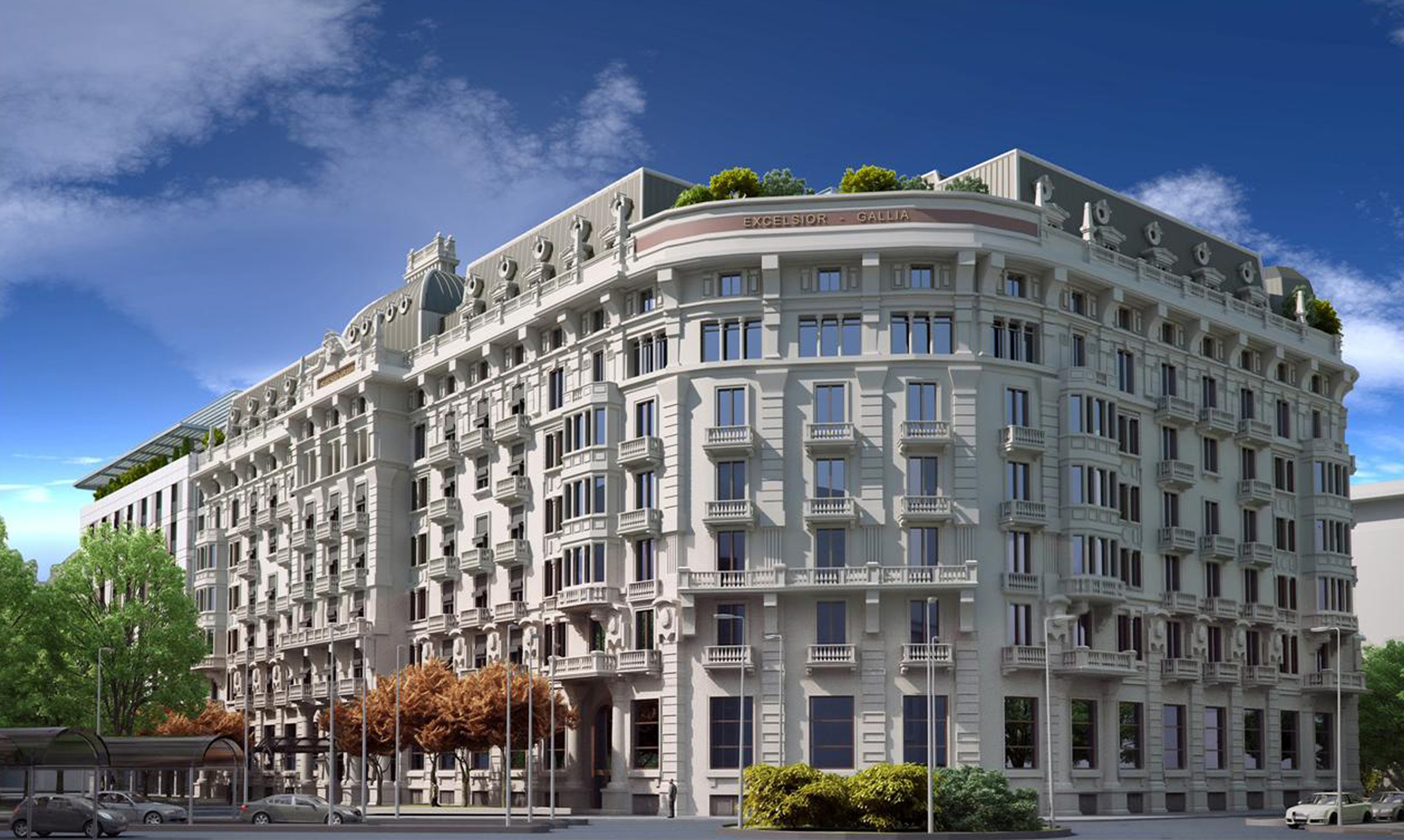 Starwood hotels resorts to debut new luxury hotel in for Hotel collection hotels