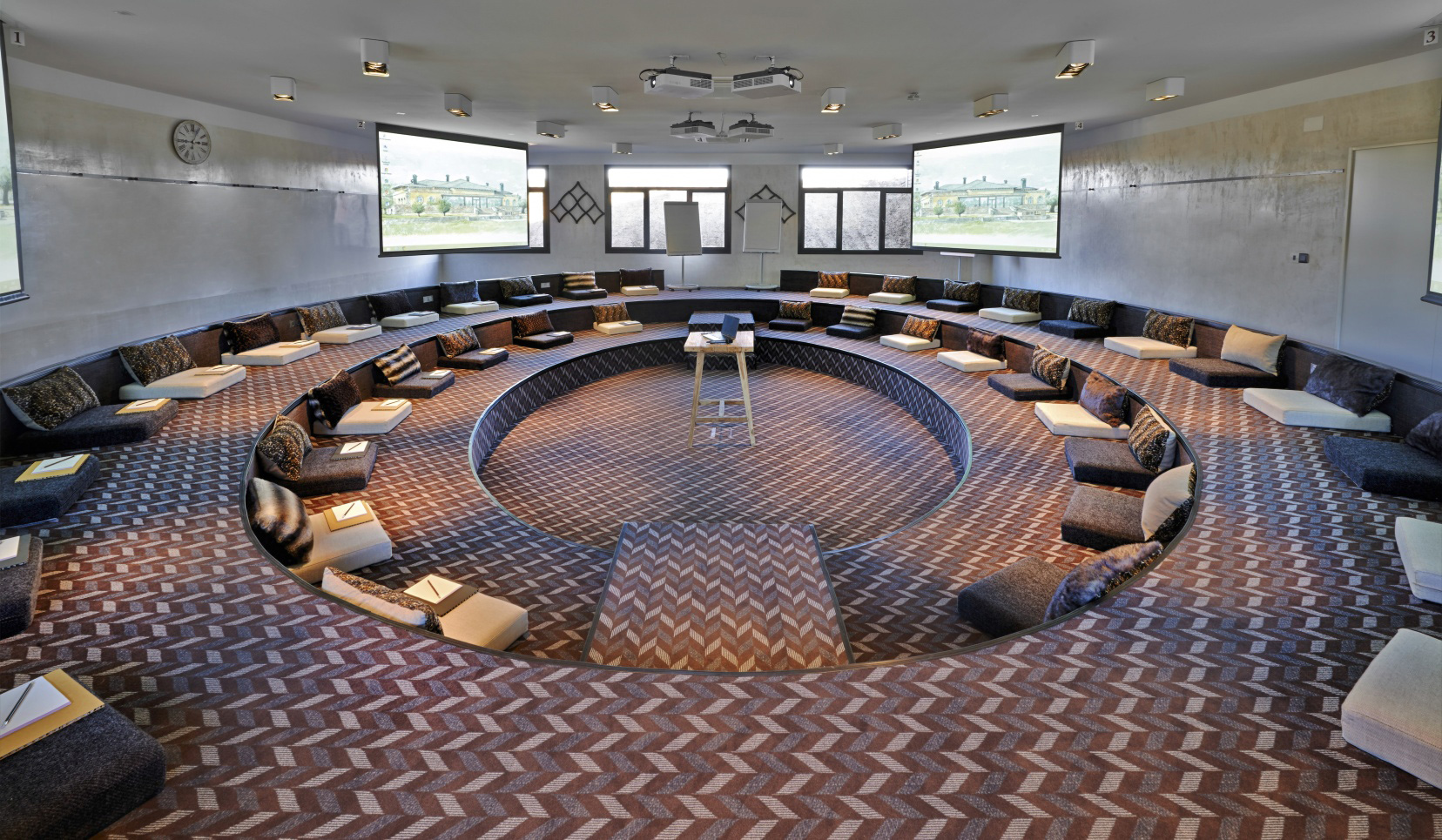 High Tech Conference Room Design