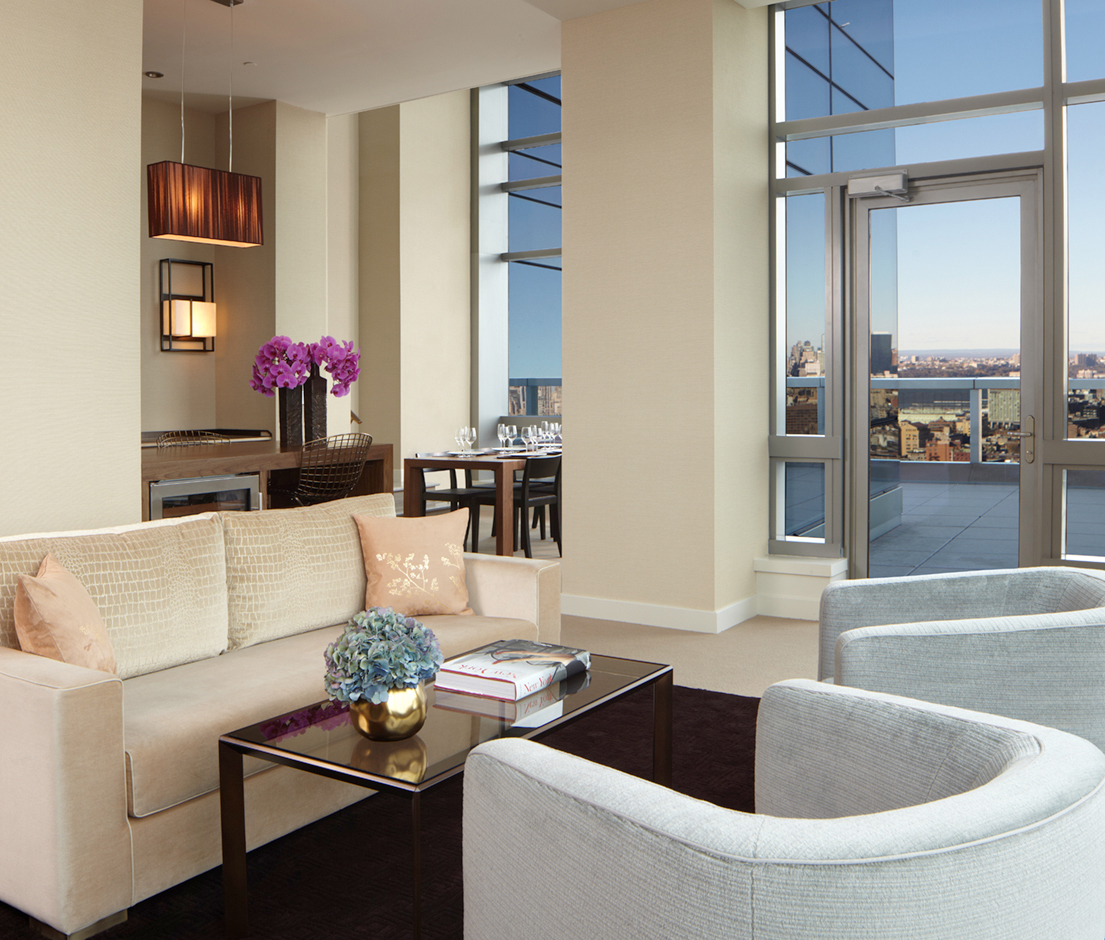 Trump soho new york unveils eight penthouse suites for 2 bedroom suite in new york city