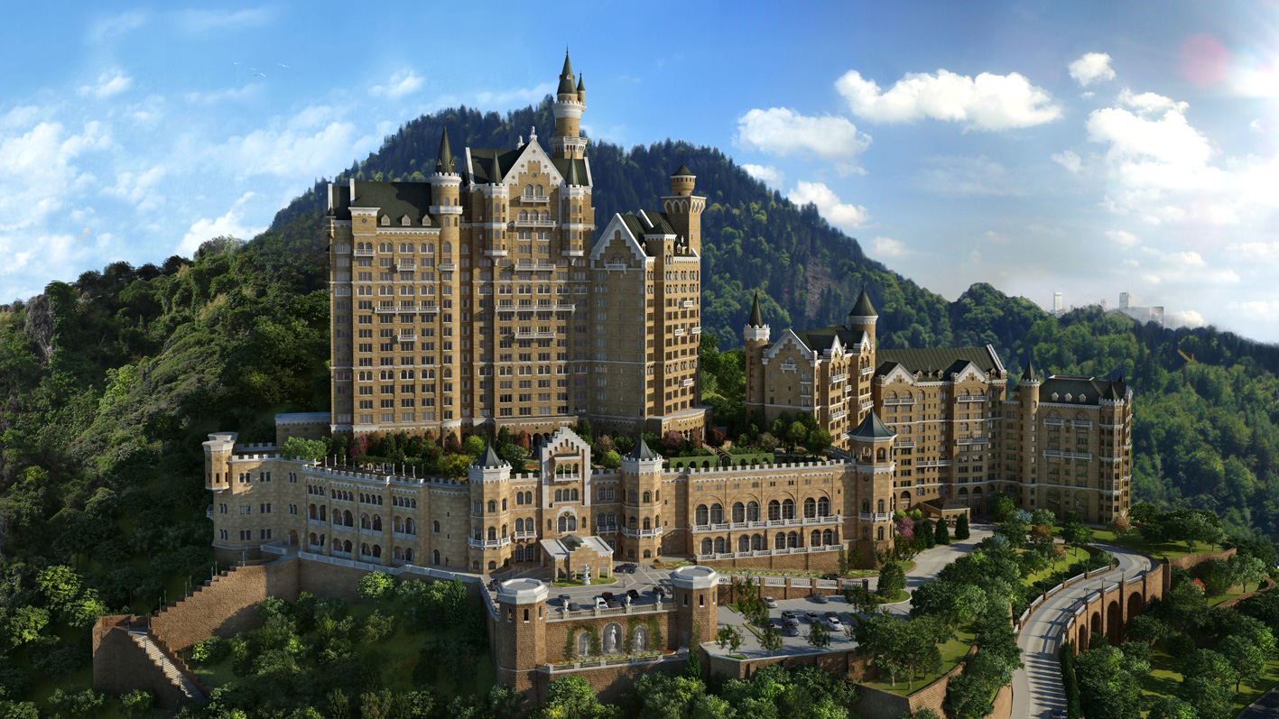 Starwood 39 s luxury collection announces the castle hotel in for Luxury hotel collection