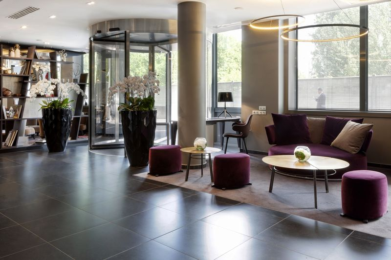 Hotel Paris Porte Maillot Of Ac Hotels By Marriott Debuts In Paris With The Opening Of