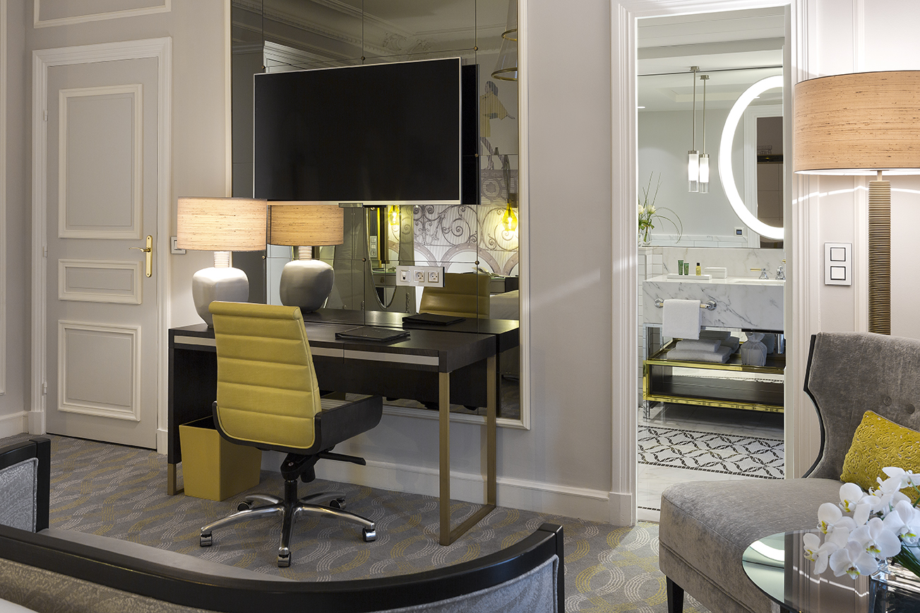 Hilton Paris Opera Undergoes Significant Restoration Ahead
