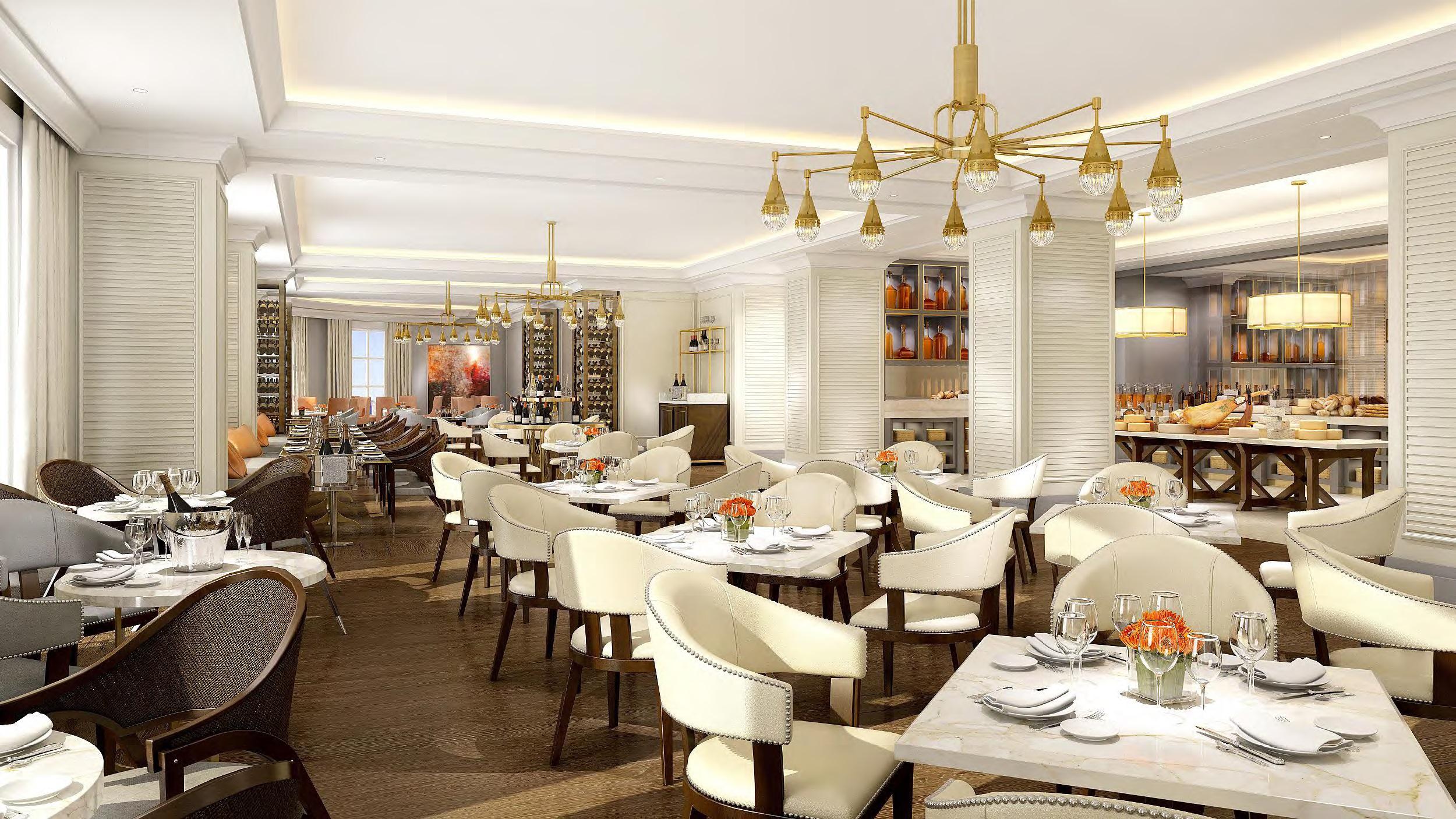 The langham sydney to redefine elegance with 30 million for Kitchen design jobs sydney