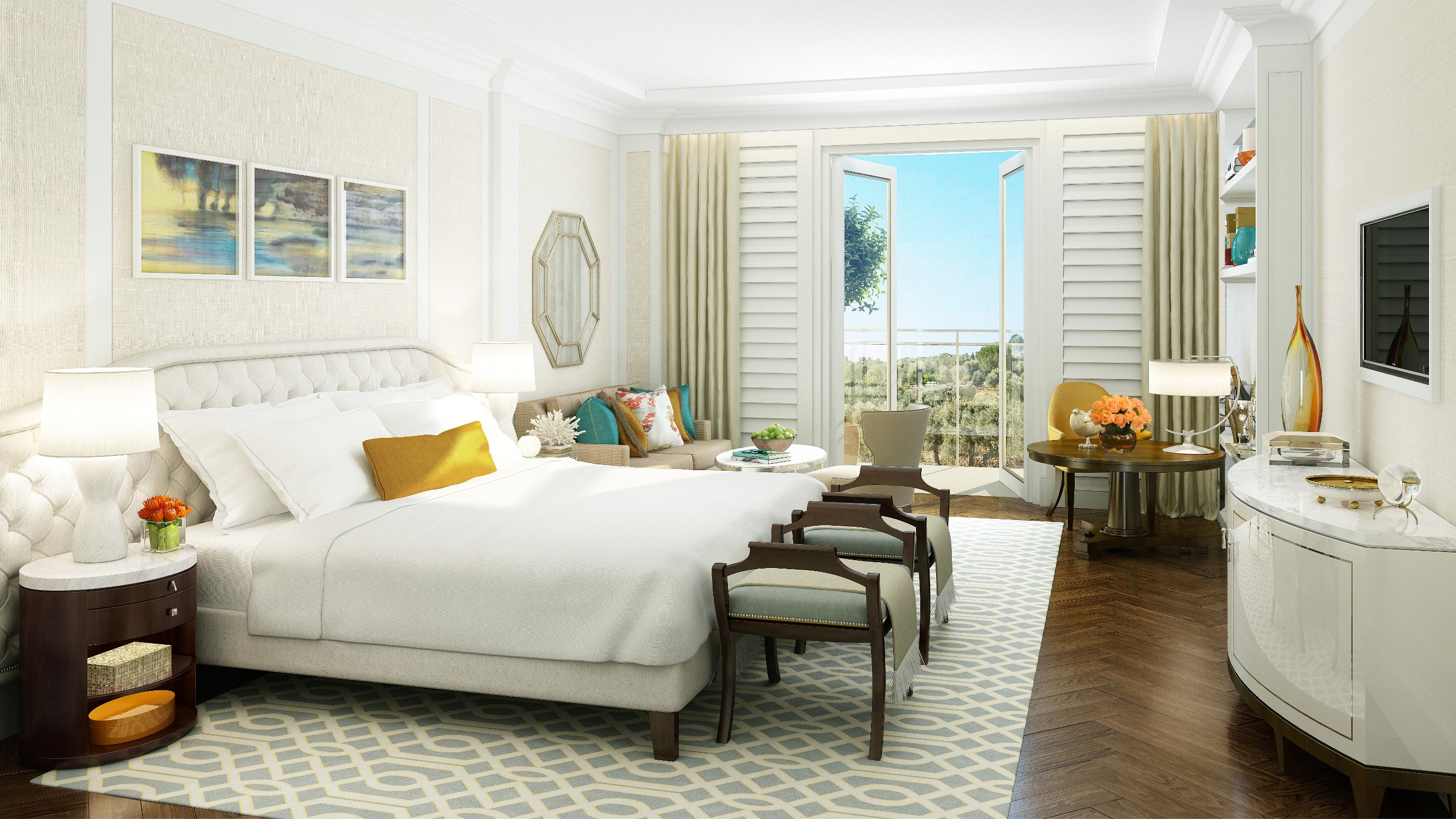 The langham sydney to redefine elegance with 30 million for Interior design agency sydney