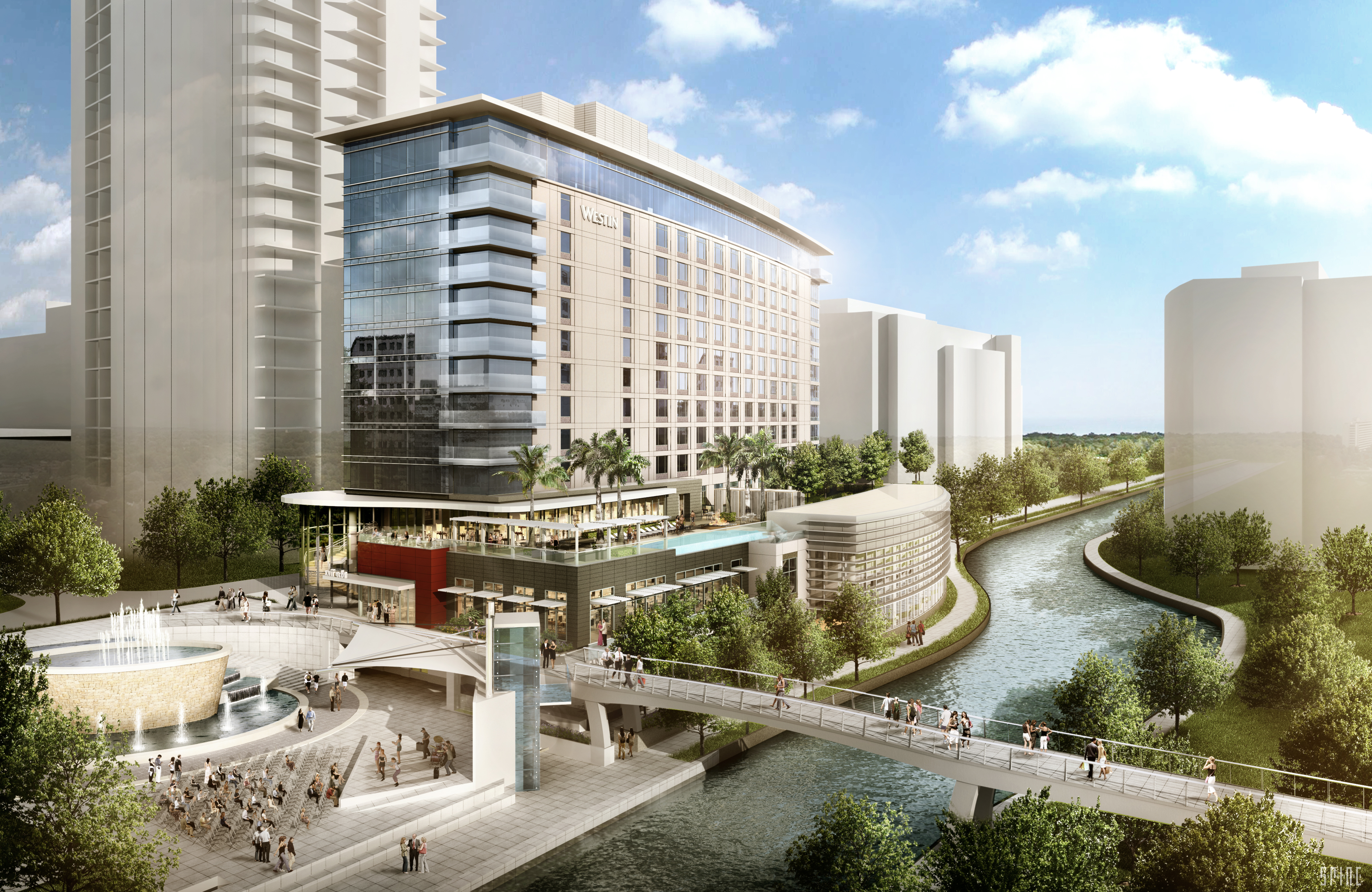 Starwood Hotels To Expand Portfolio In The Greater Houston Region With A New Westin Critically Acclaimed Woodlands Master Planned Community