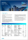 Colliers' Capital Flows Quarterly Report Middle East