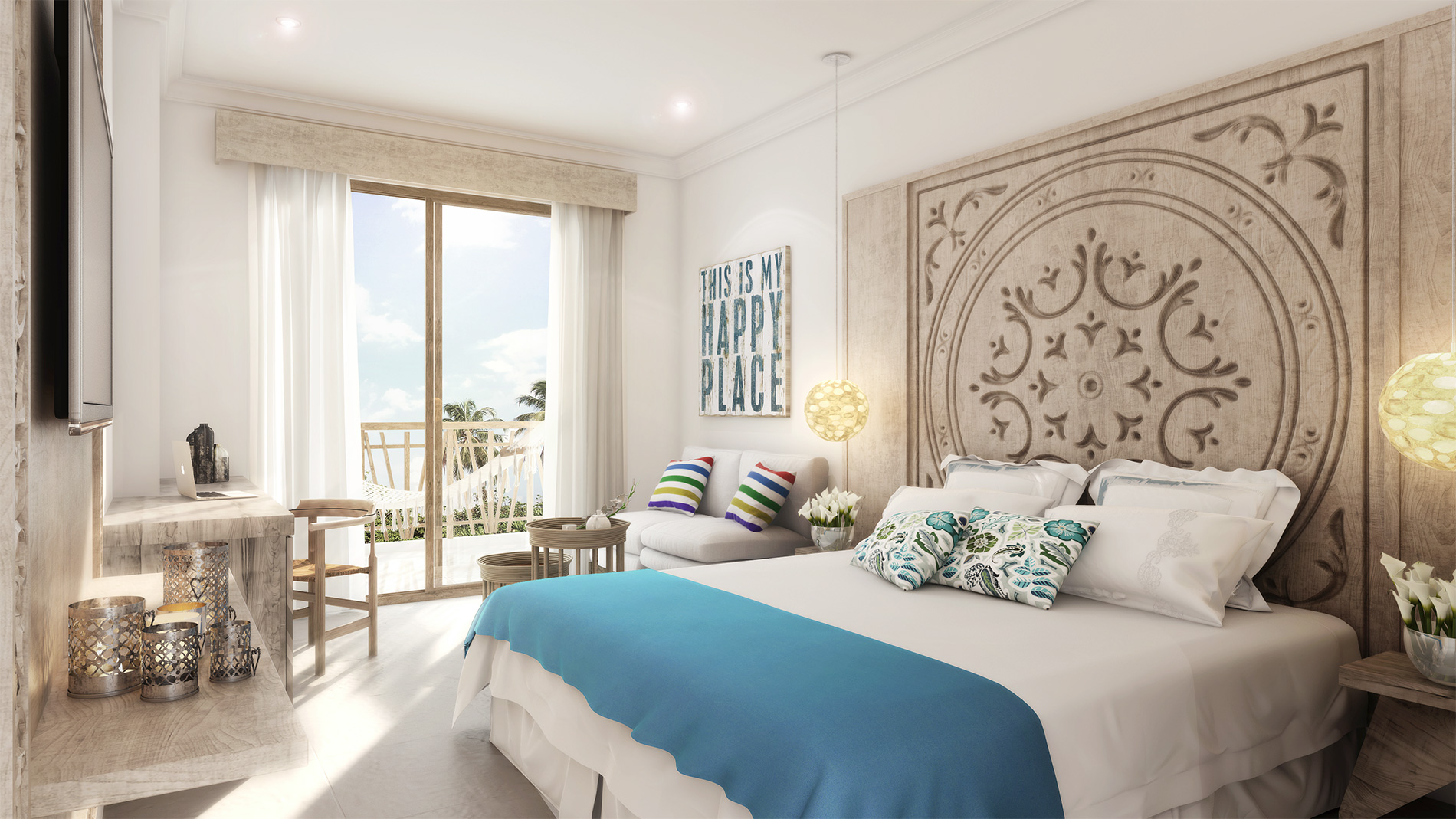 Melia Hotels International presents the Meliá Cartagena de  ~ Upgrade Quarto Hotel