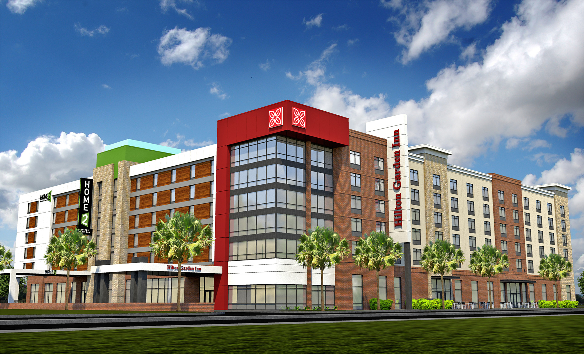 Hilton Worldwide Brings Columbia S C Its First Dual Branded Property