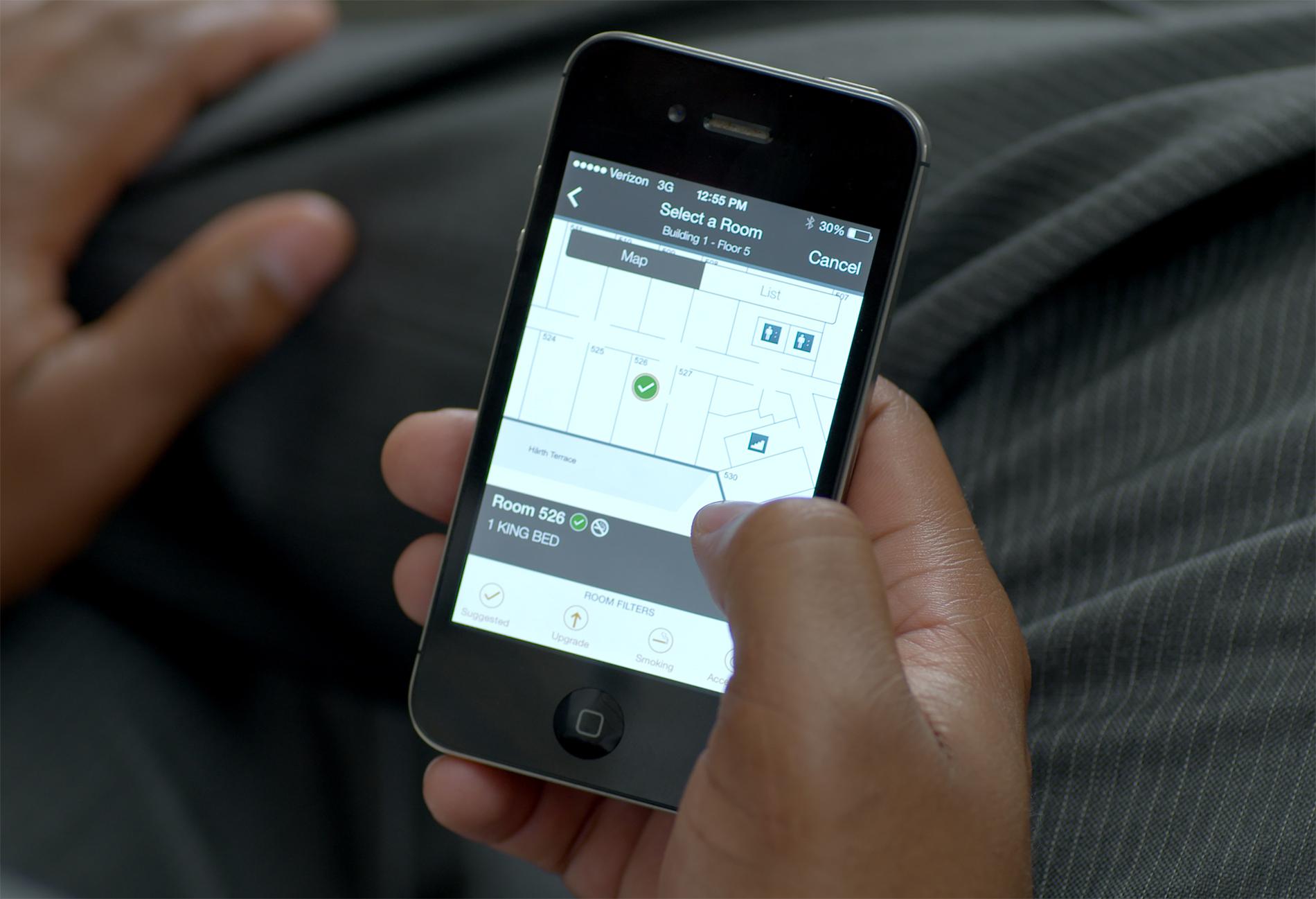 Hilton Revolutionizes Hotel Experience With Digital CheckIn Room - Hilton properties map
