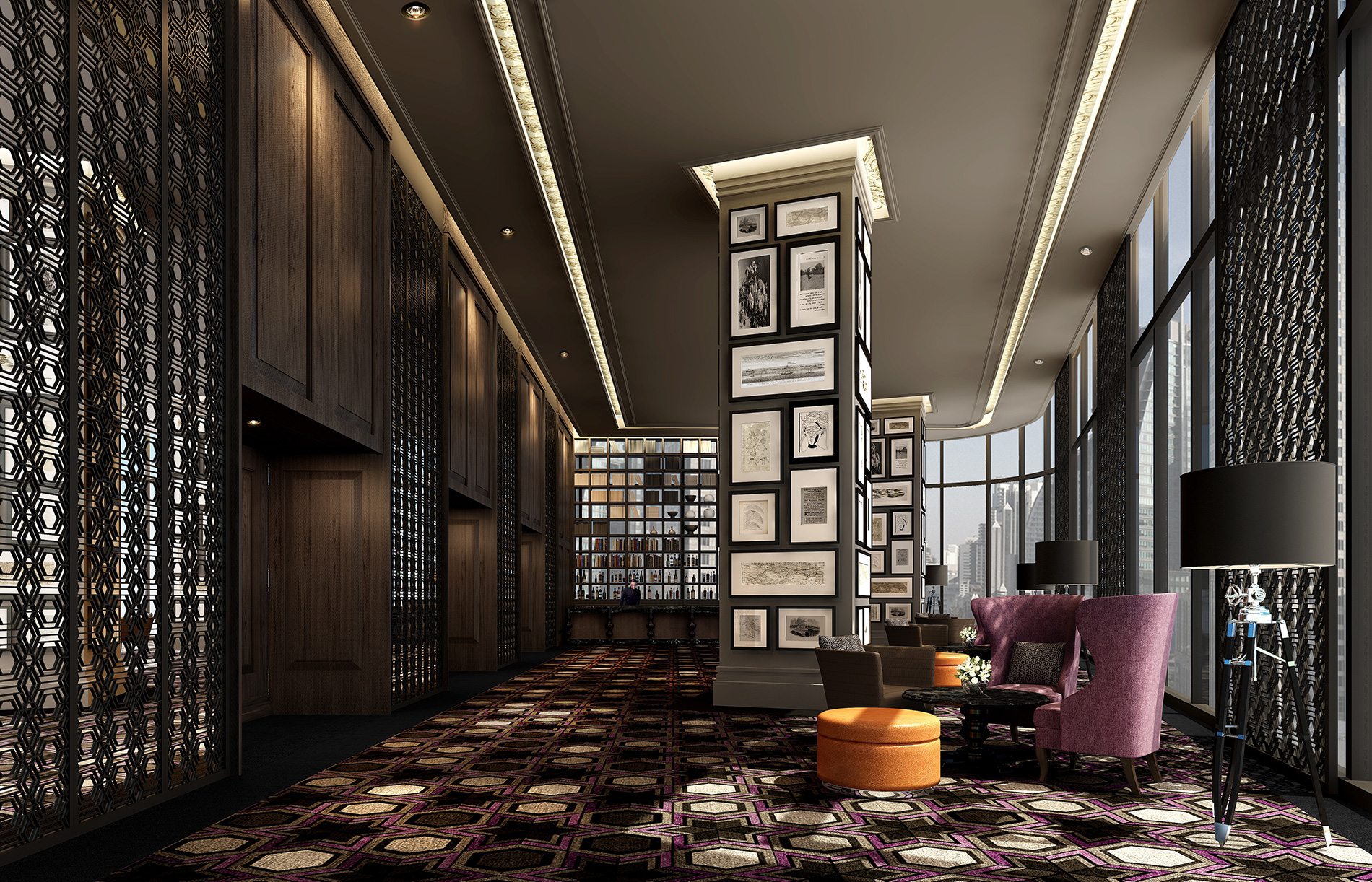 Jw Marriott Hotel Bangkok Transforms Grand Ballroom And