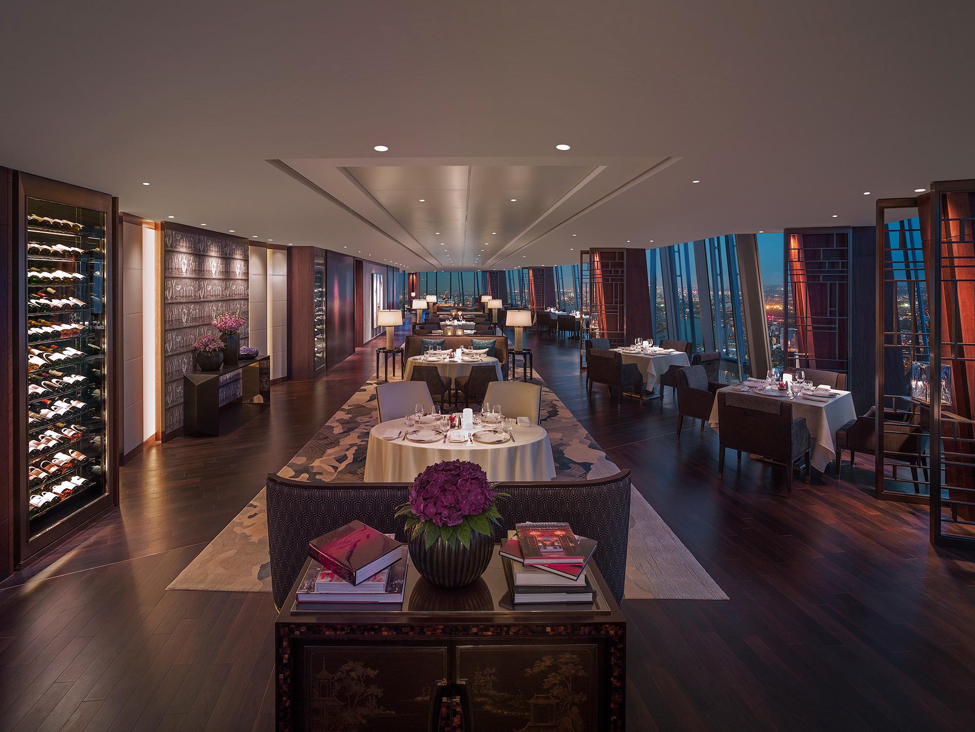 Shangri La Hotel At The Shard London Opens