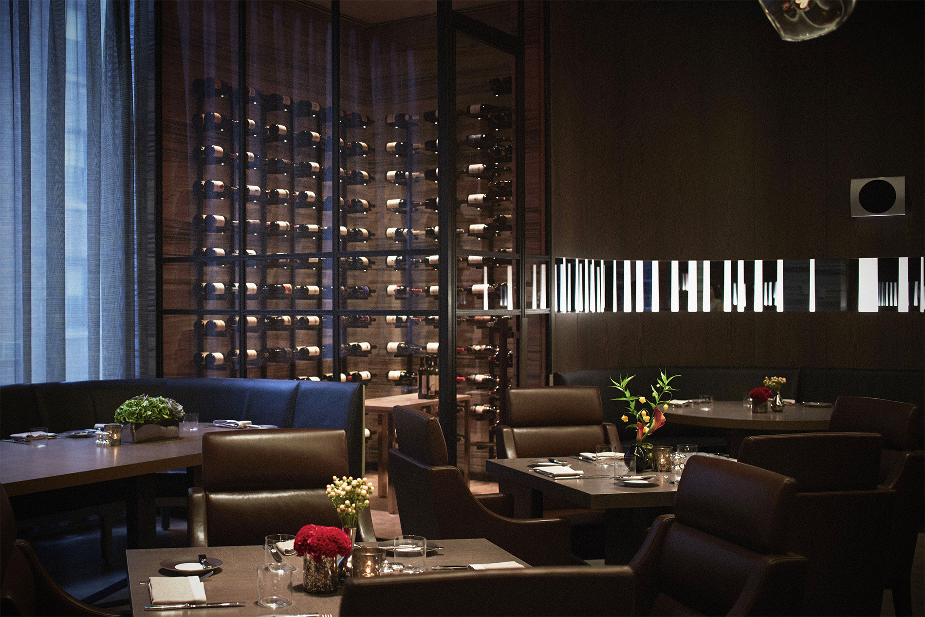 Park Hyatt Dubai Restaurants