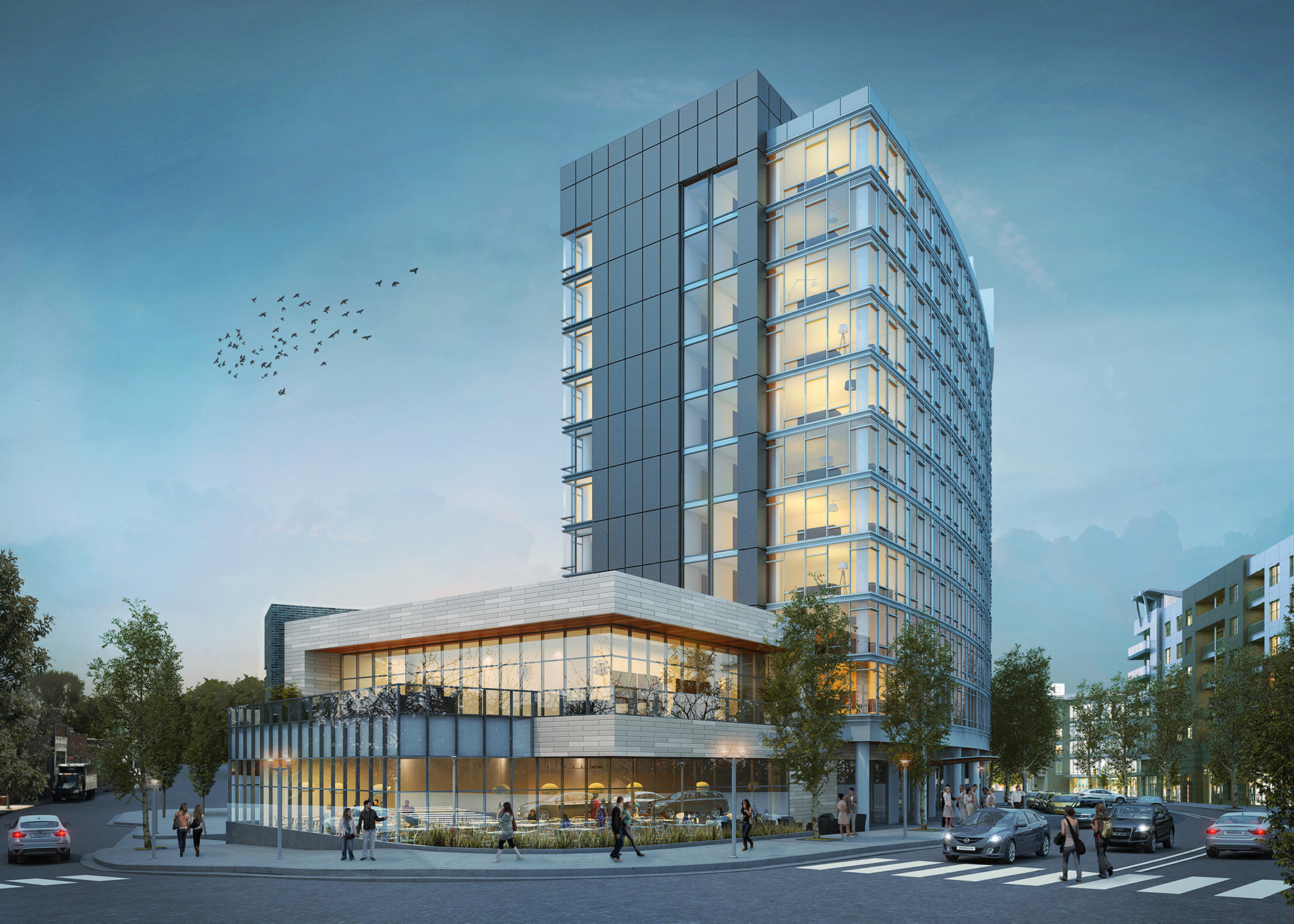 Commune Hotels Amp Resorts Announces Newest Thompson Hotel Will Open In Nashville S The Gulch
