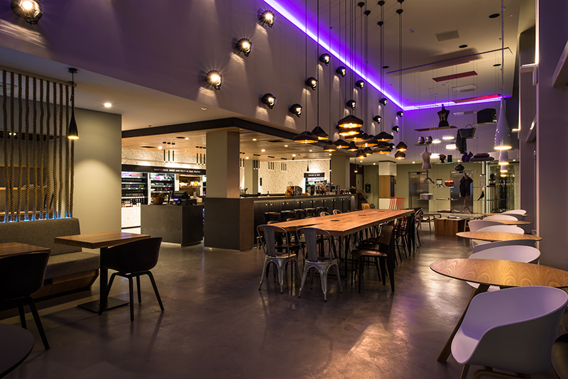 Moxy Hotels makes its debut today in Milan, Italy