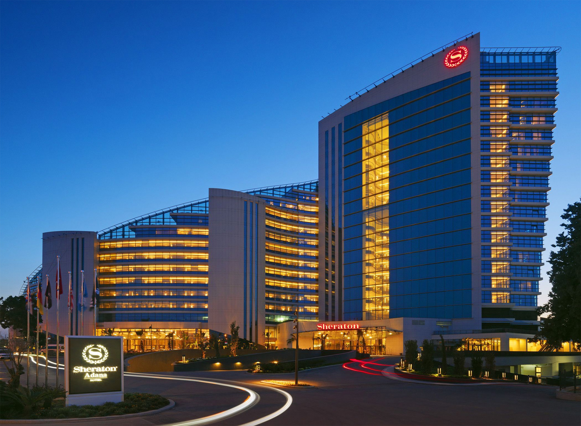 Starwood Hotels Resorts Reaches Ten In Turkey With The New Sheraton Adana Hotel