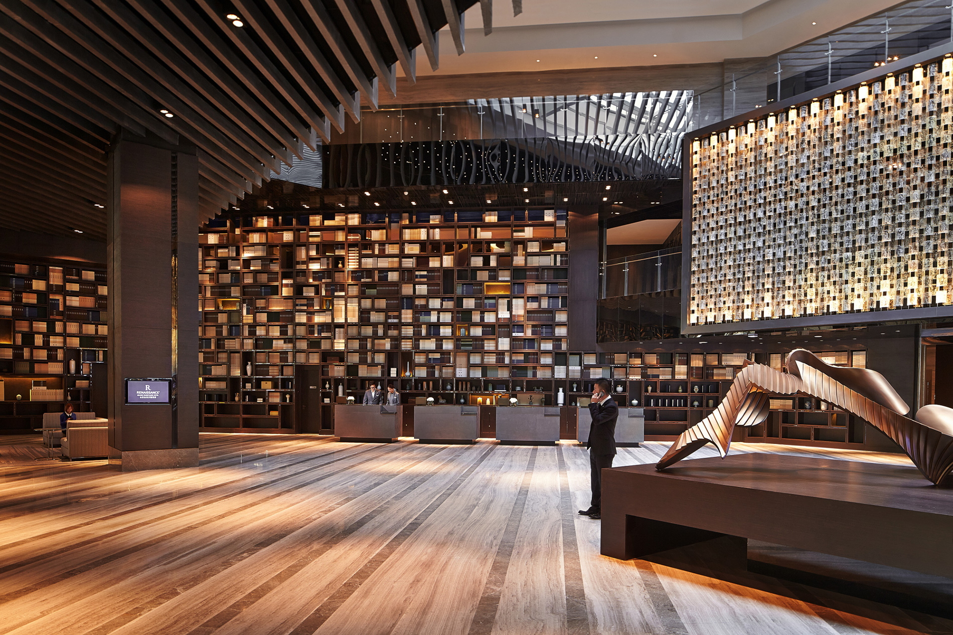 Landmark Renaissance Beijing Fujing Brings Cutting Edge