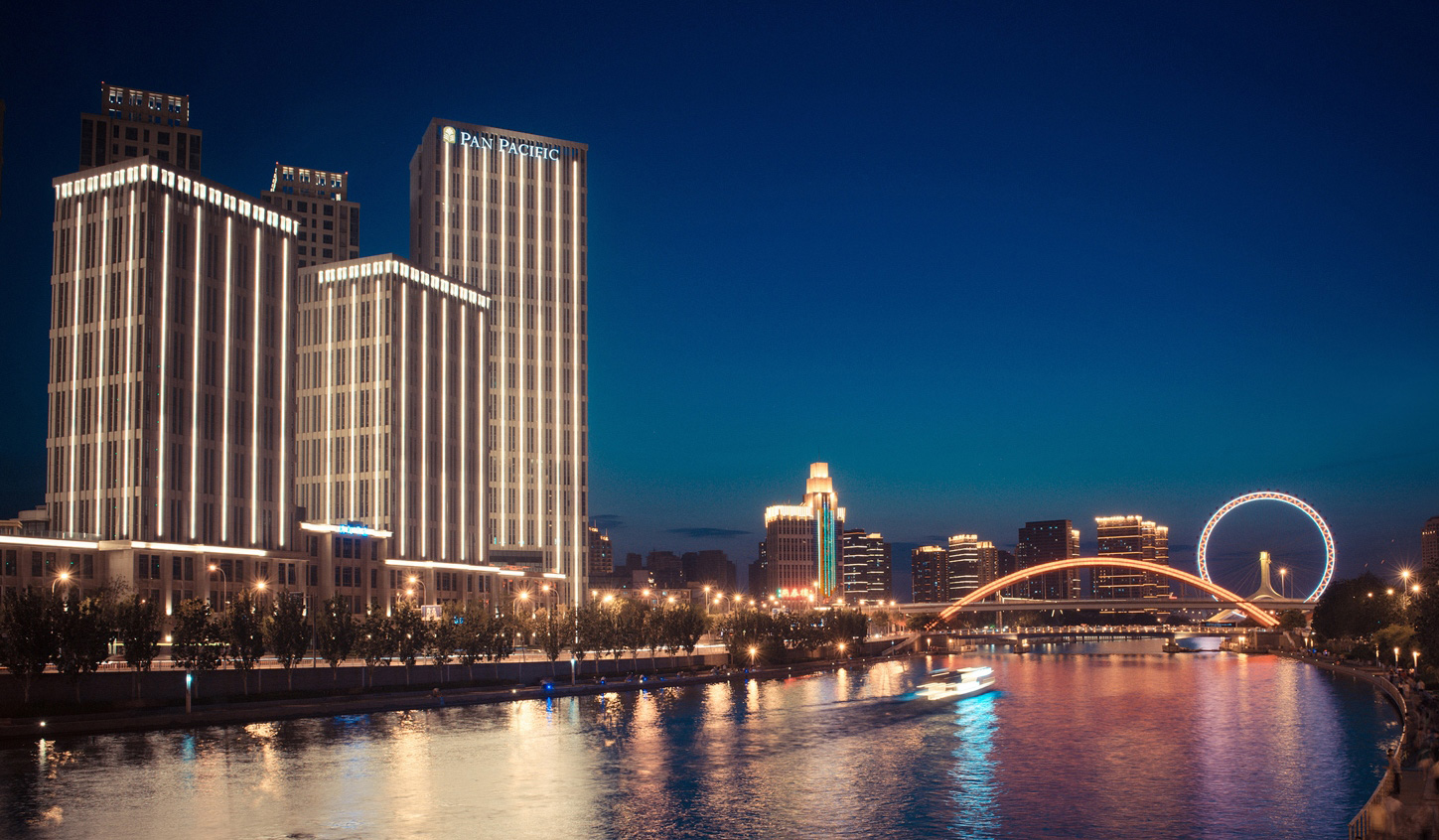 Pan Pacific Hotels Group Opens First International Hotel