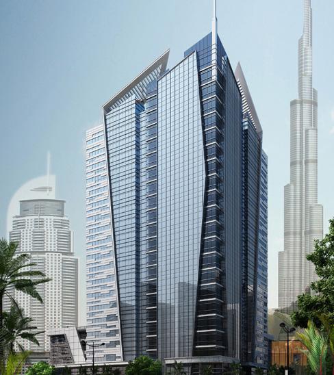 Movenpick Signs New Downtown Dubai Hotel Apartment