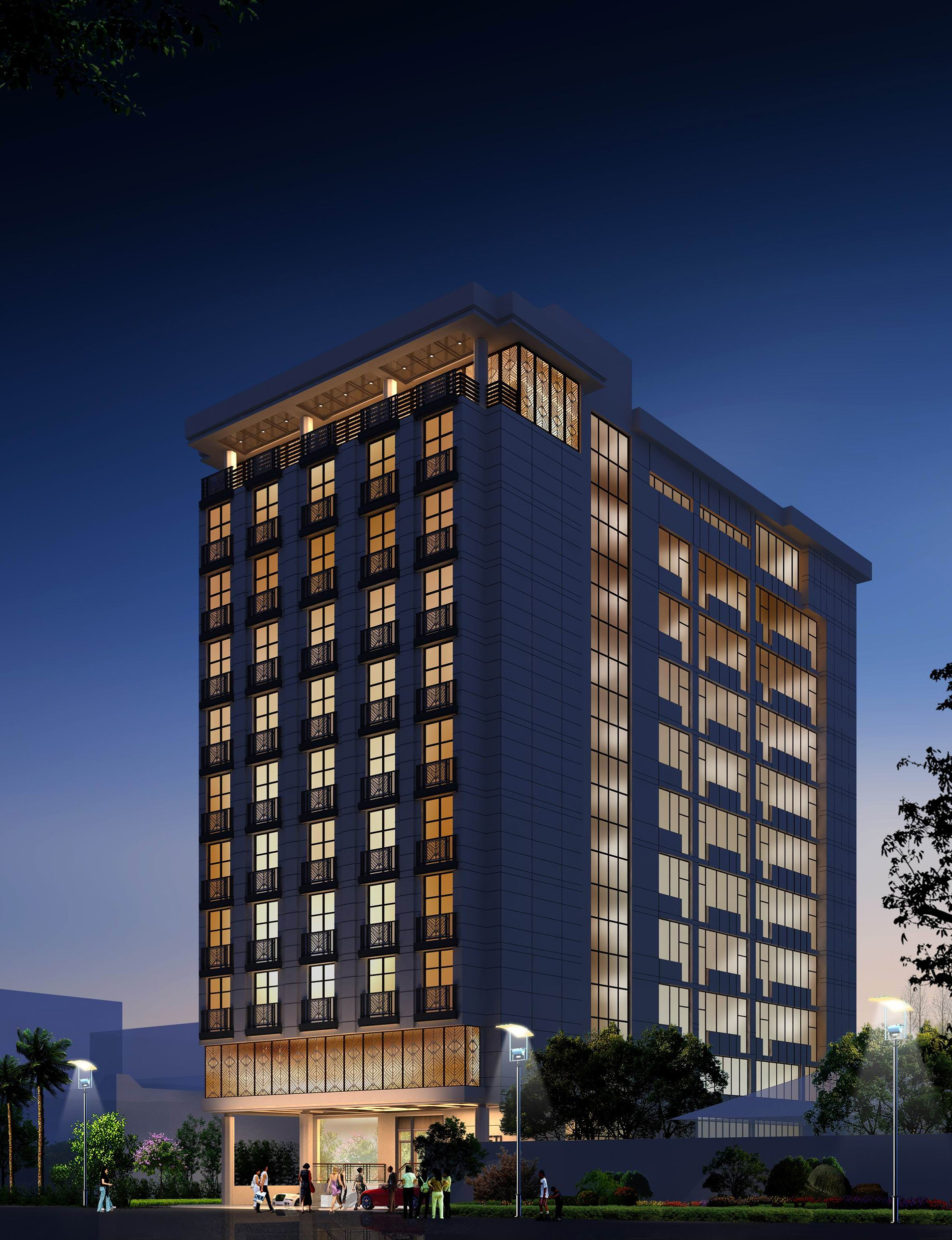 Wyndham Hotel Group Grows In Africa With First Hotel In