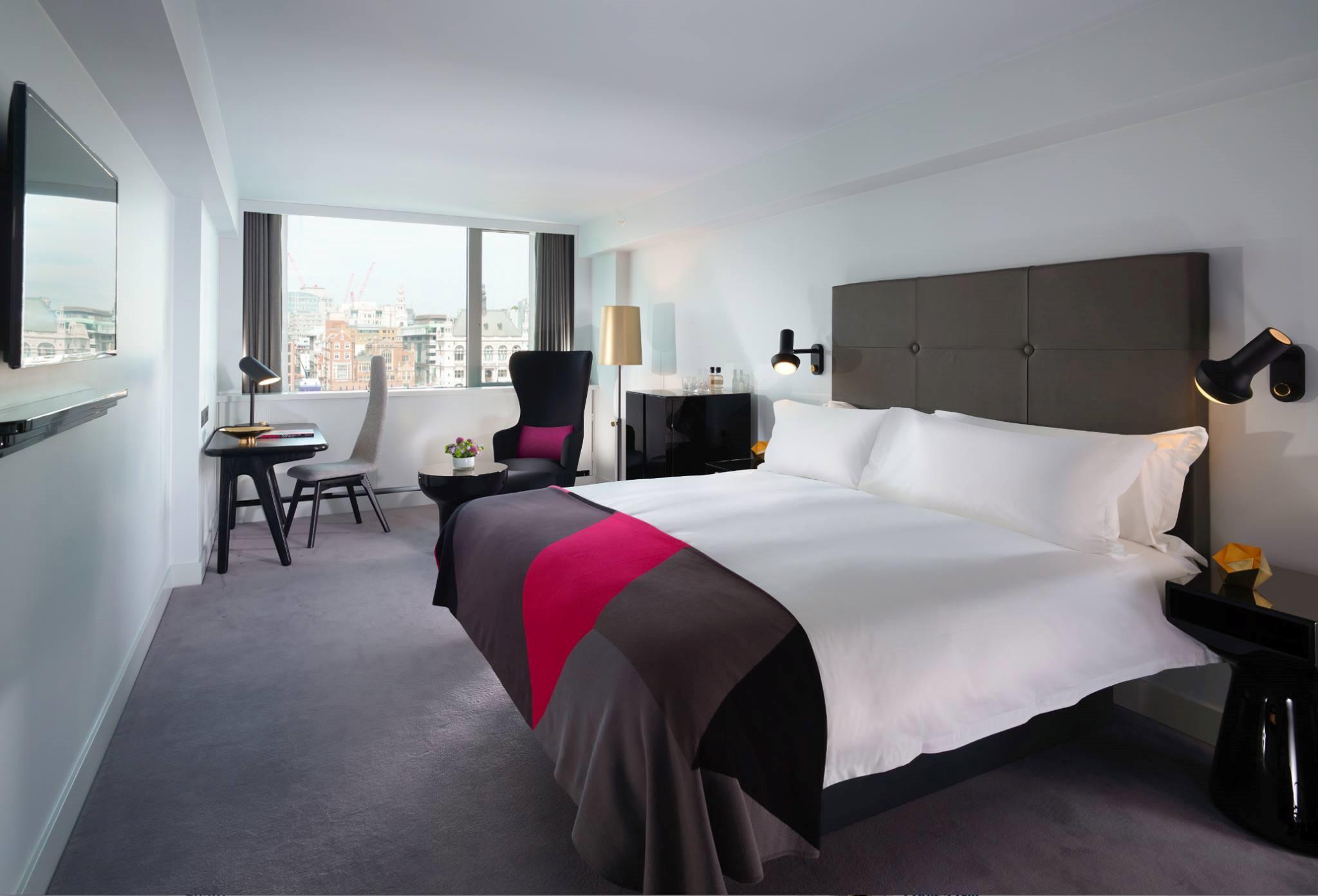 Mondrian Hotel London Map