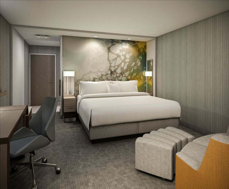 Courtyard By Marriott Opens 10th Hotel In Mexico The 156