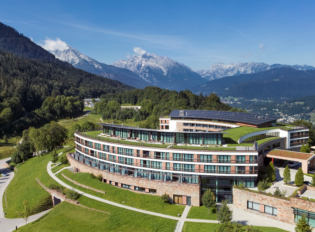 Berchtesgaden Germany  city photos gallery : ... to take over management of resort hotel in Berchtesgaden, Germany