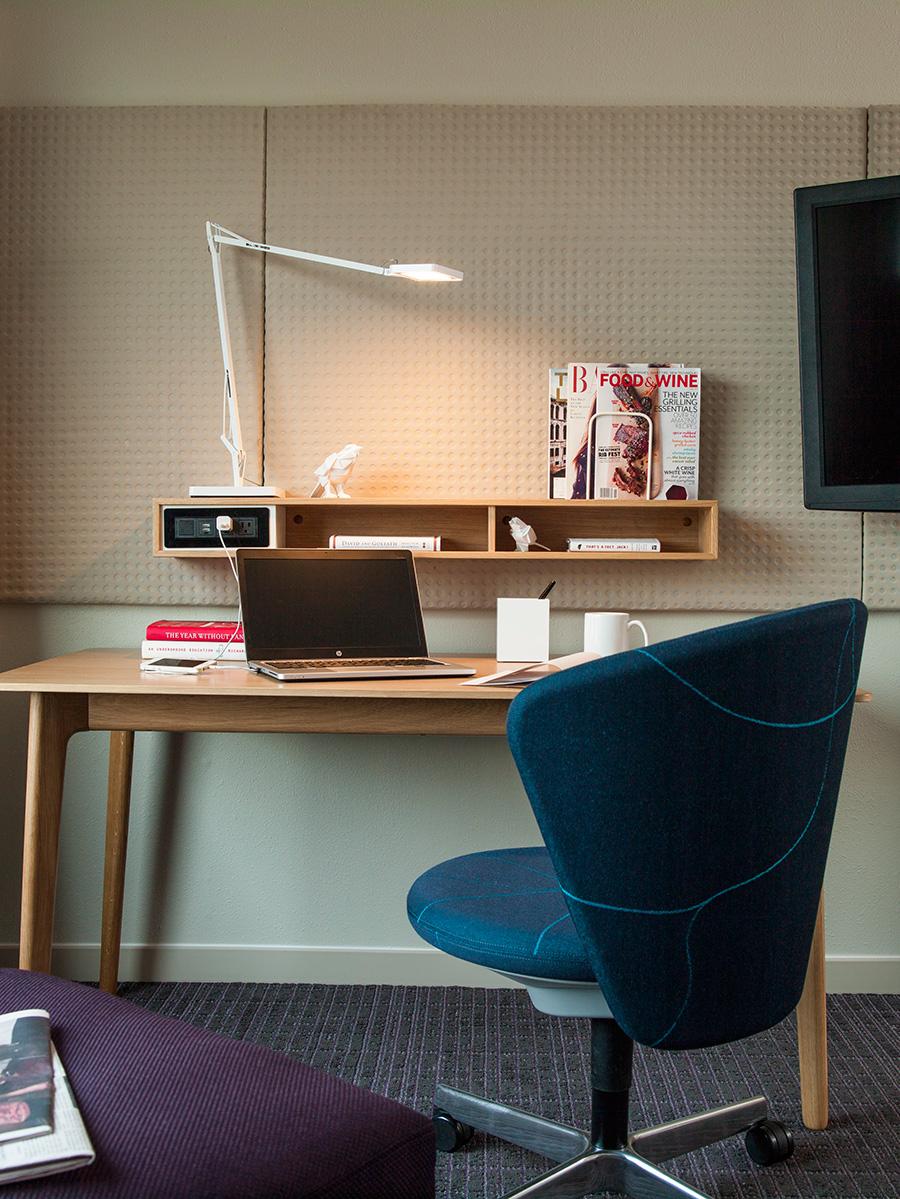 Hotel Guest Room: Crowne Plaza® Hotels & Resorts Unveils Next Generation