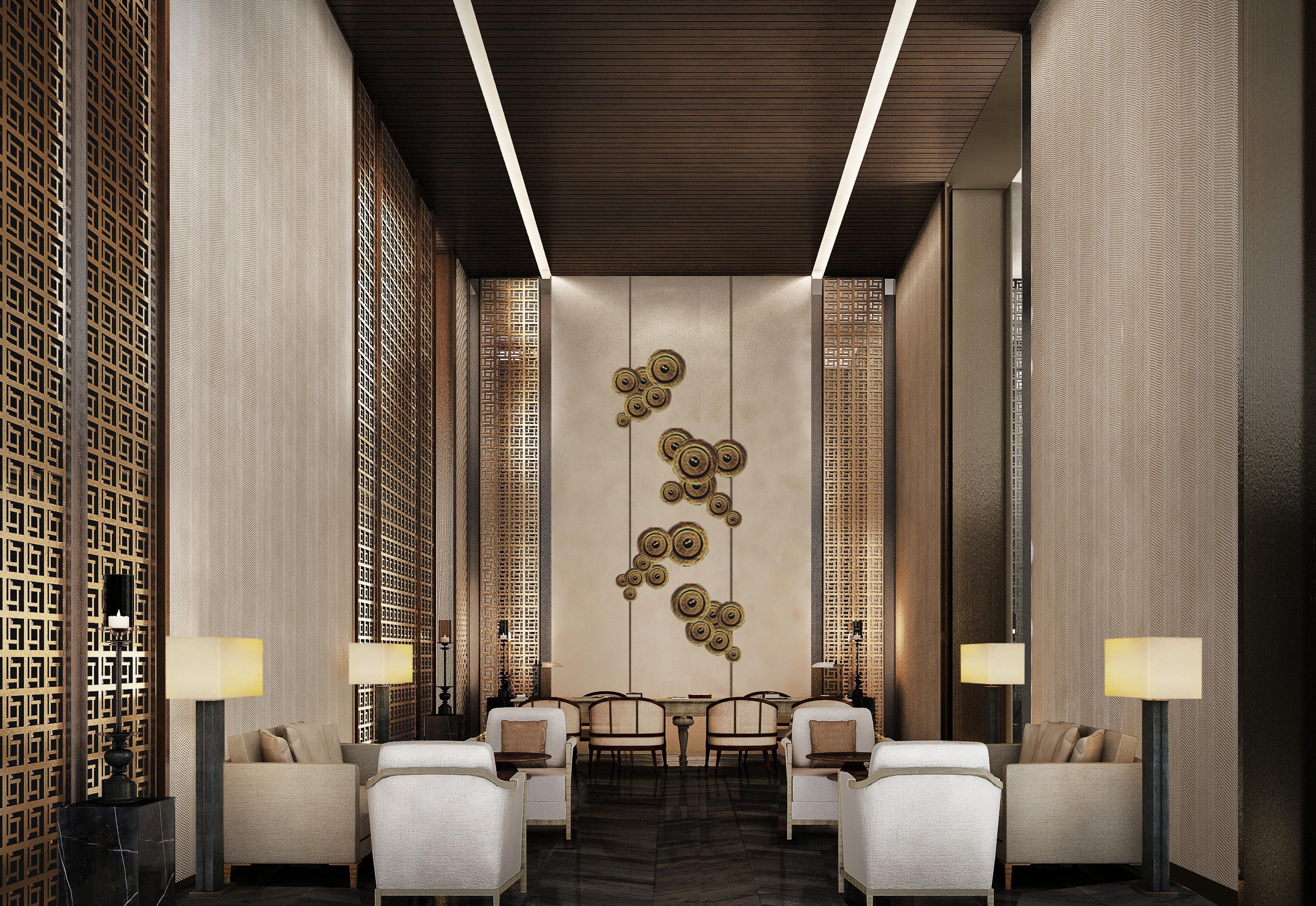 Modern Bedroom Hotel Design